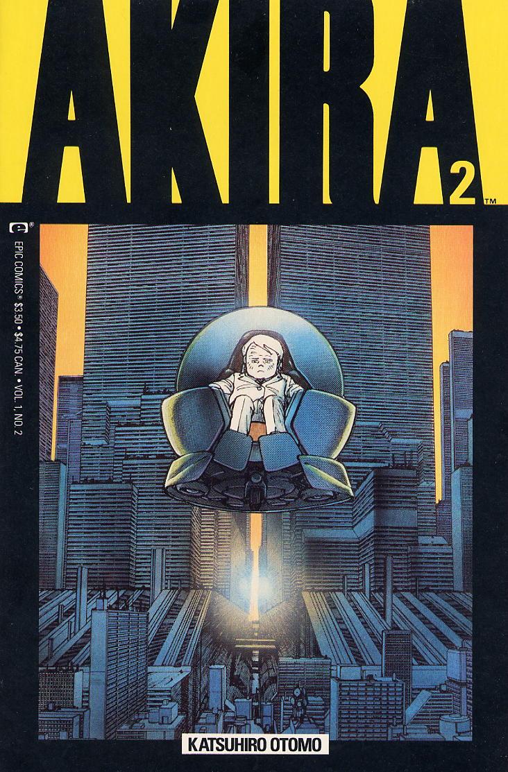 Akira 2 Page 1