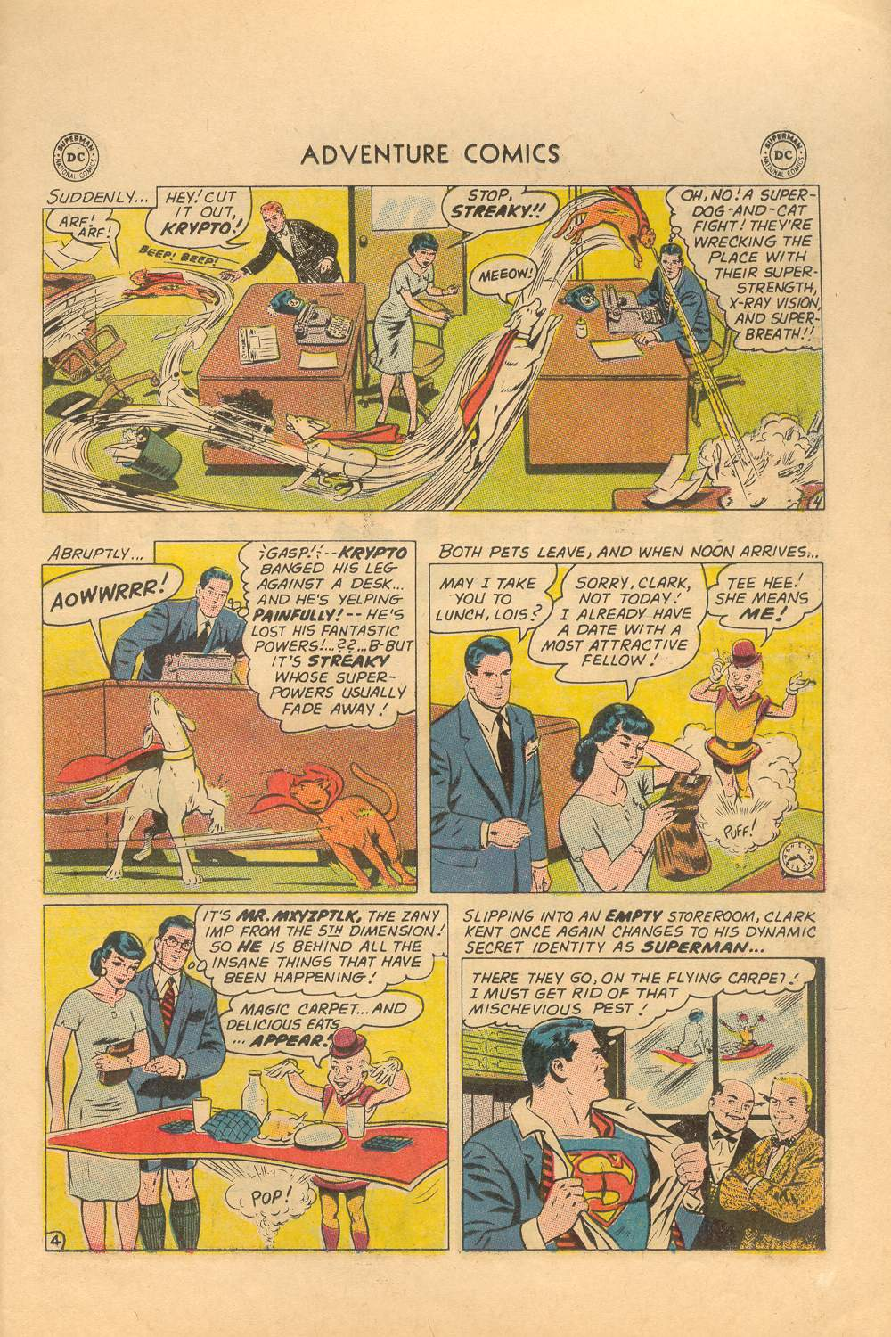 Read online Adventure Comics (1938) comic -  Issue #339 - 31