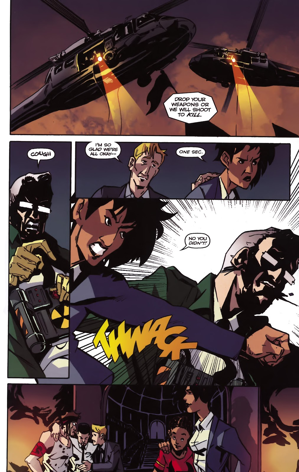 Read online Ricky Rouse Has A Gun comic -  Issue # TPB (Part 2) - 72