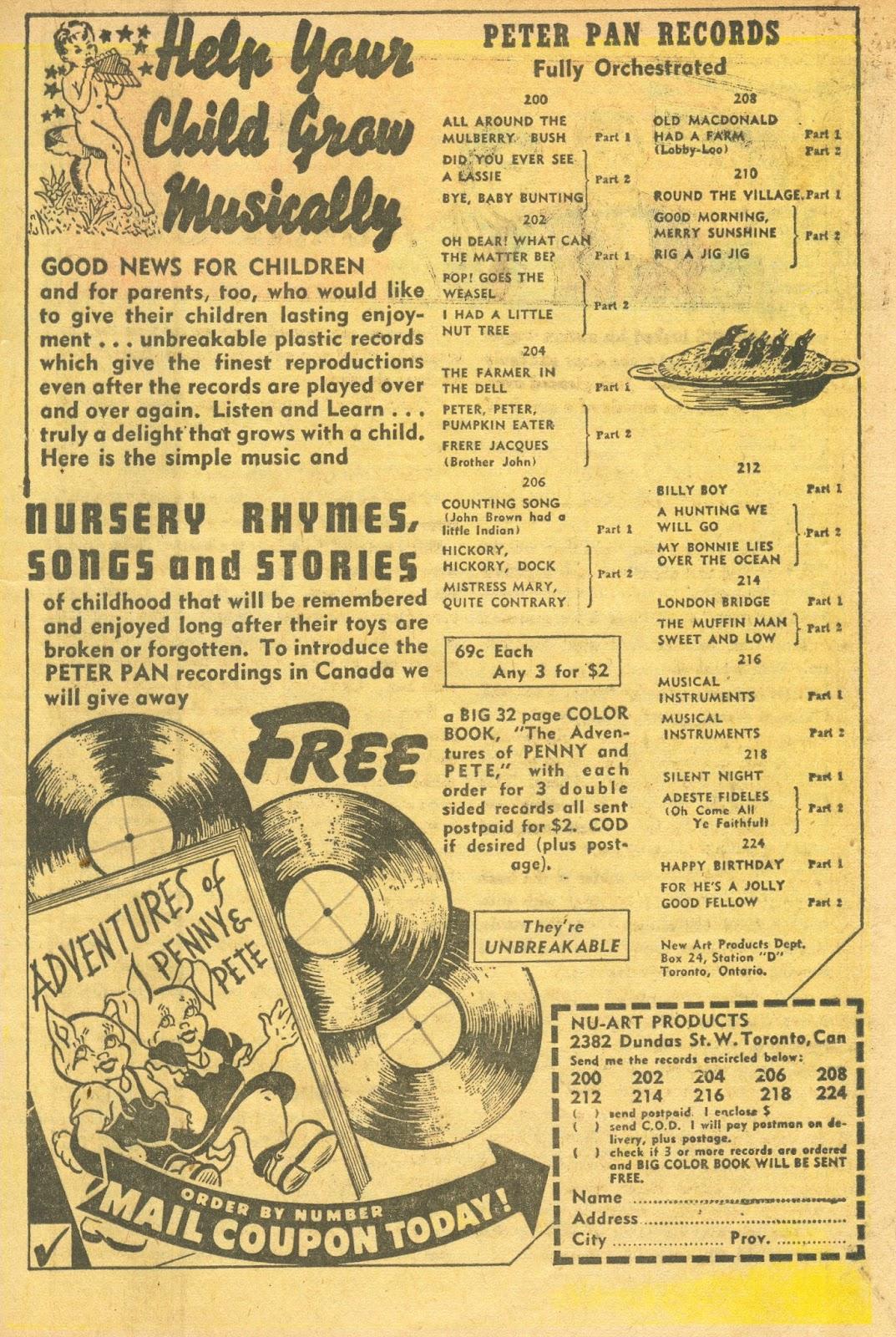 Venus (1948) issue 3 - Page 21