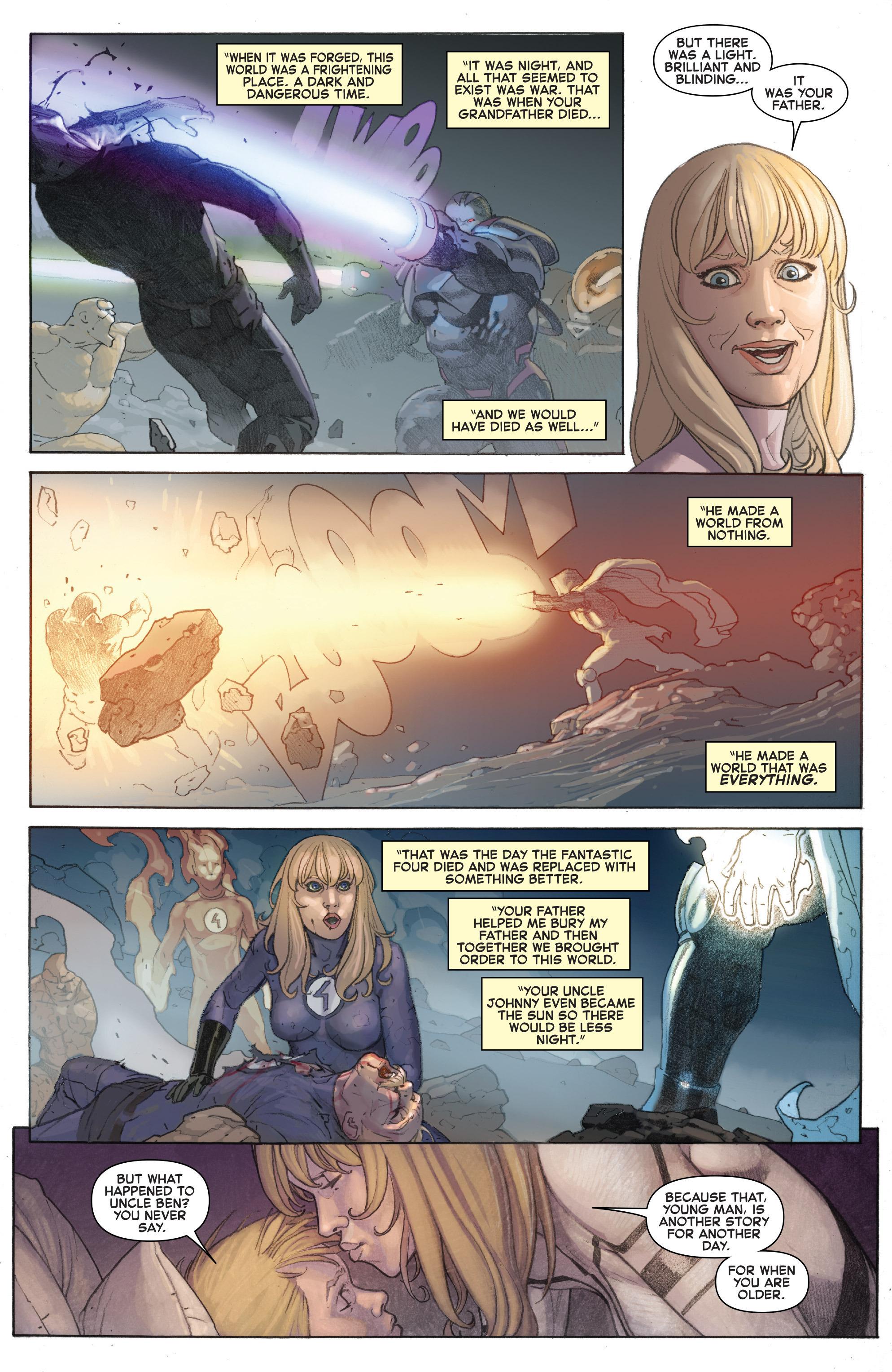 Read online Secret Wars comic -  Issue #6 - 26