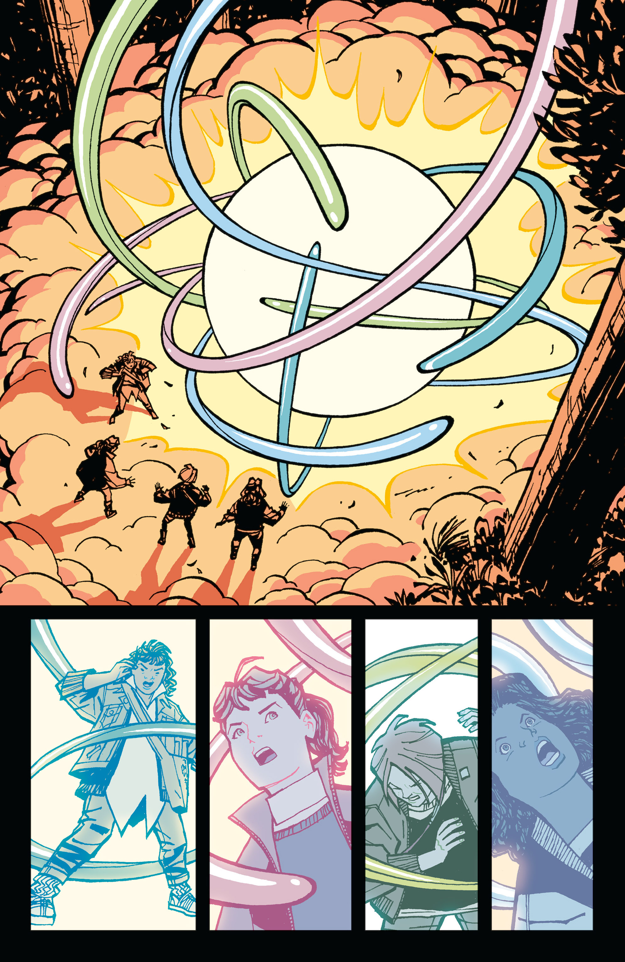 Read online Paper Girls comic -  Issue #15 - 25