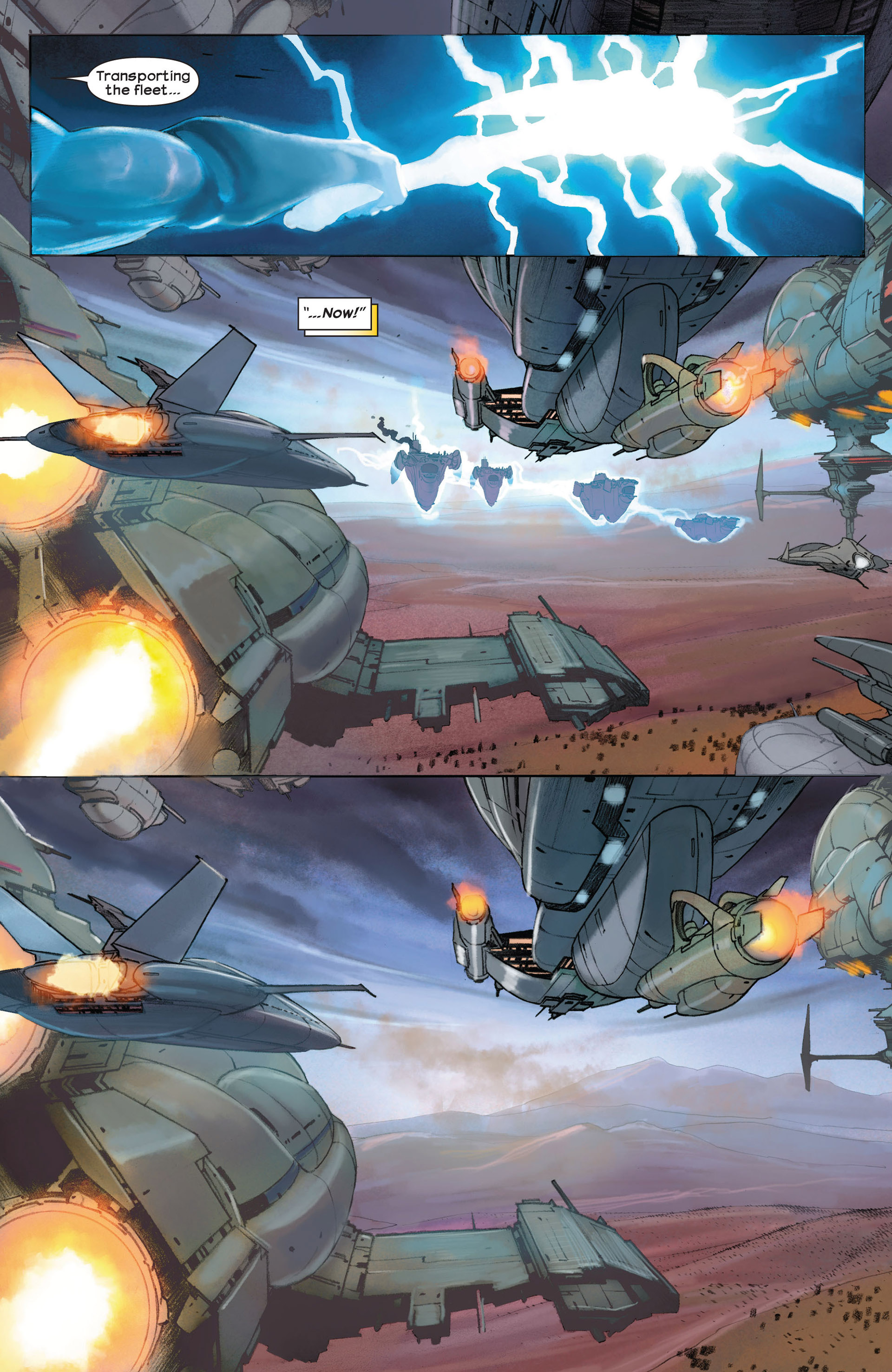 Read online Ultimate Comics Ultimates comic -  Issue #3 - 18