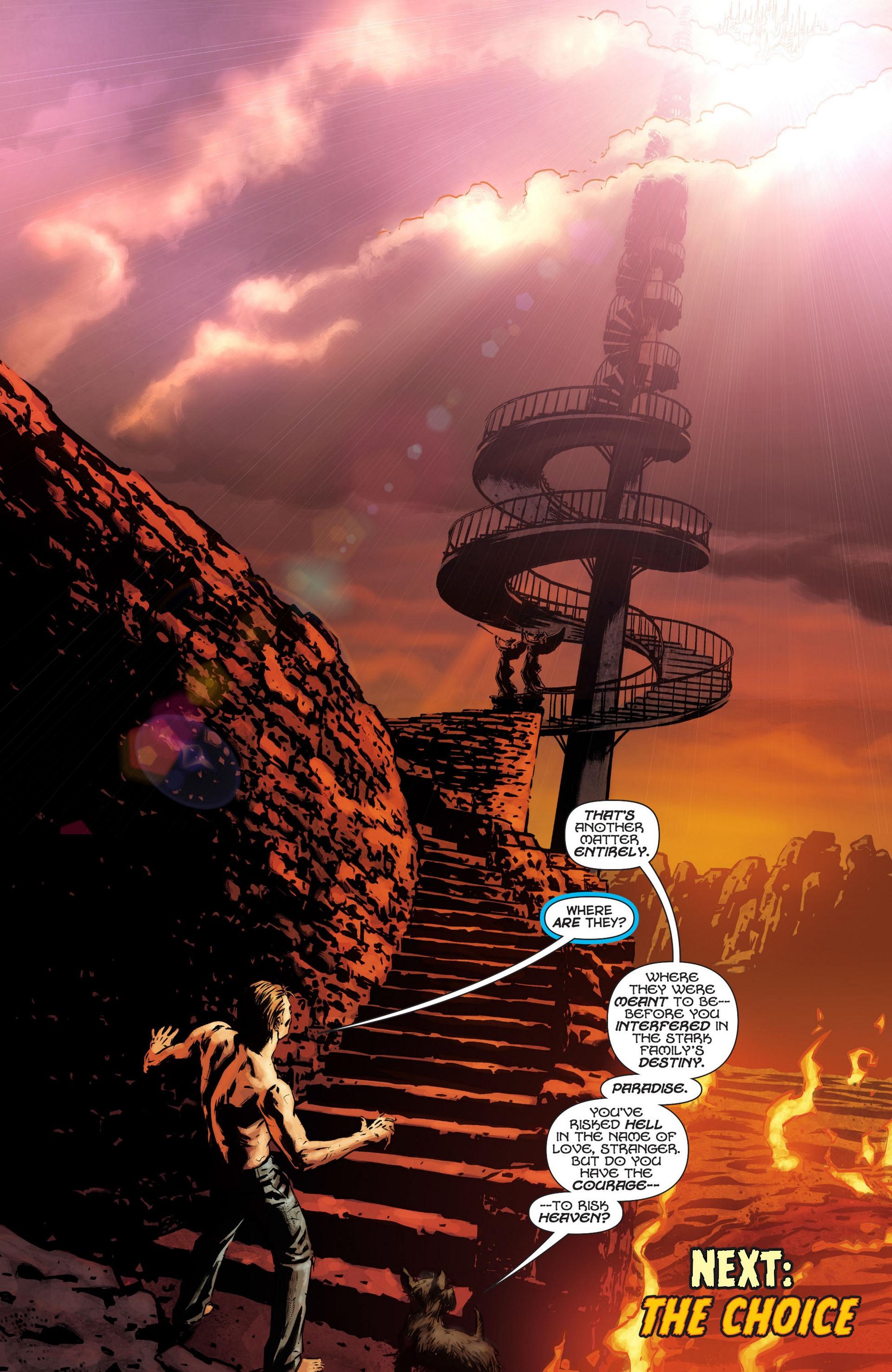 Read online Trinity of Sin: The Phantom Stranger comic -  Issue #9 - 21