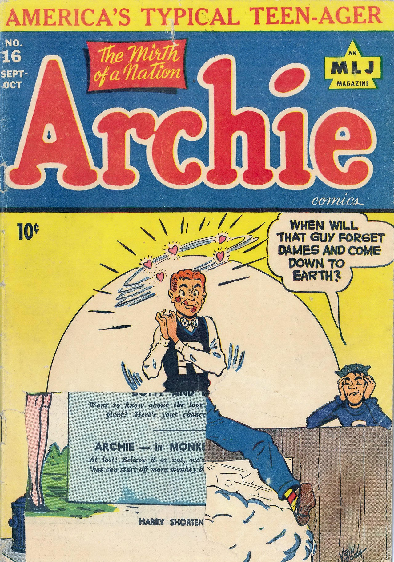 Archie Comics issue 016 - Page 2
