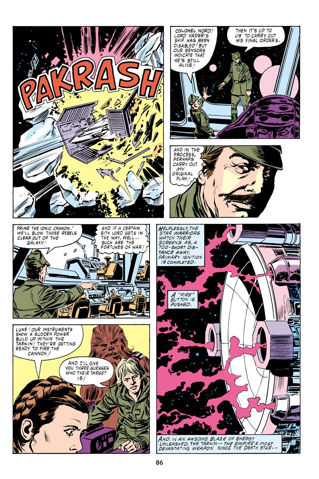 Read online Star Wars Omnibus comic -  Issue # Vol. 16 - 86