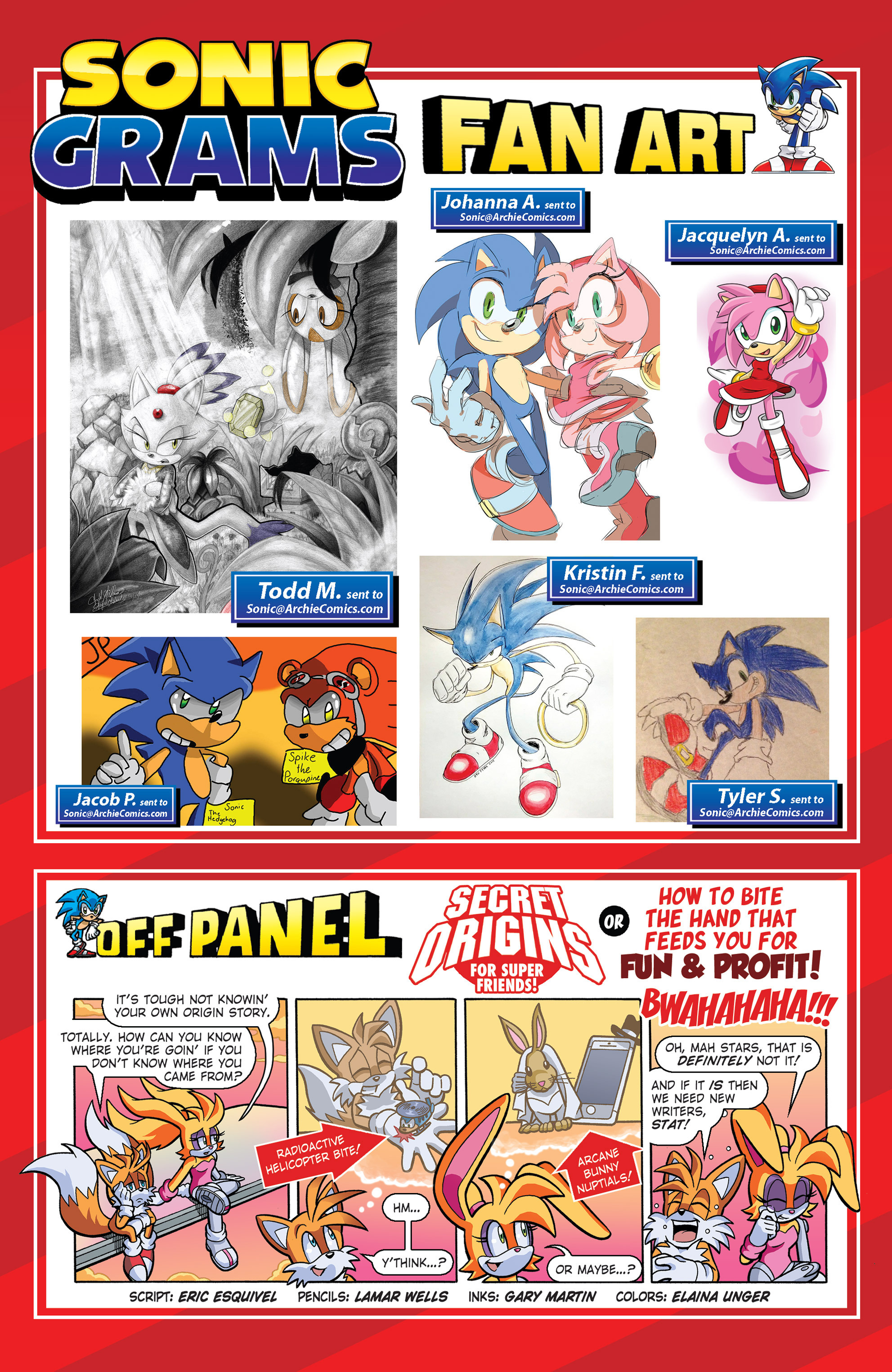 Read online Sonic The Hedgehog comic -  Issue #281 - 24
