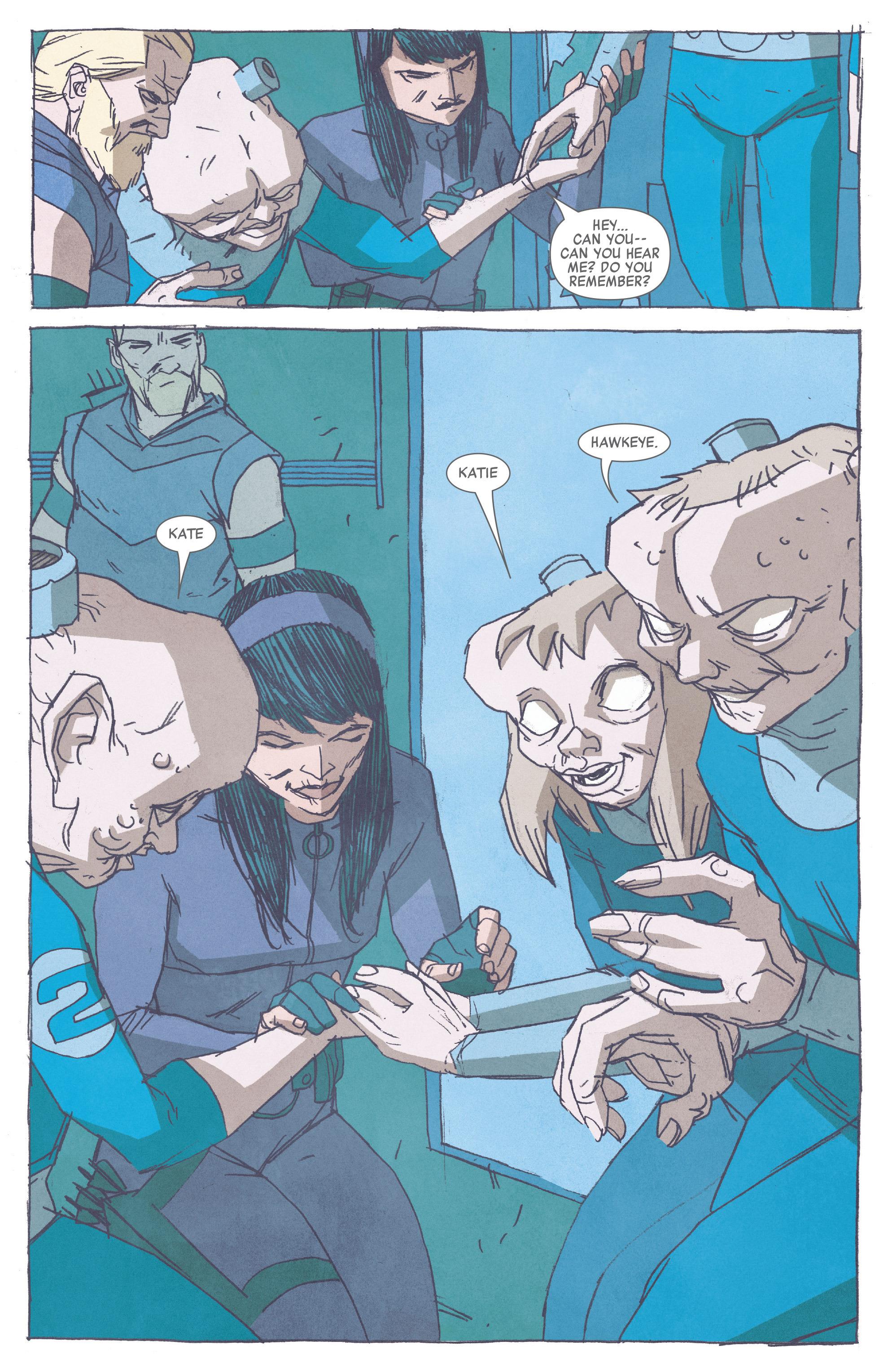 Read online All-New Hawkeye (2016) comic -  Issue #3 - 12