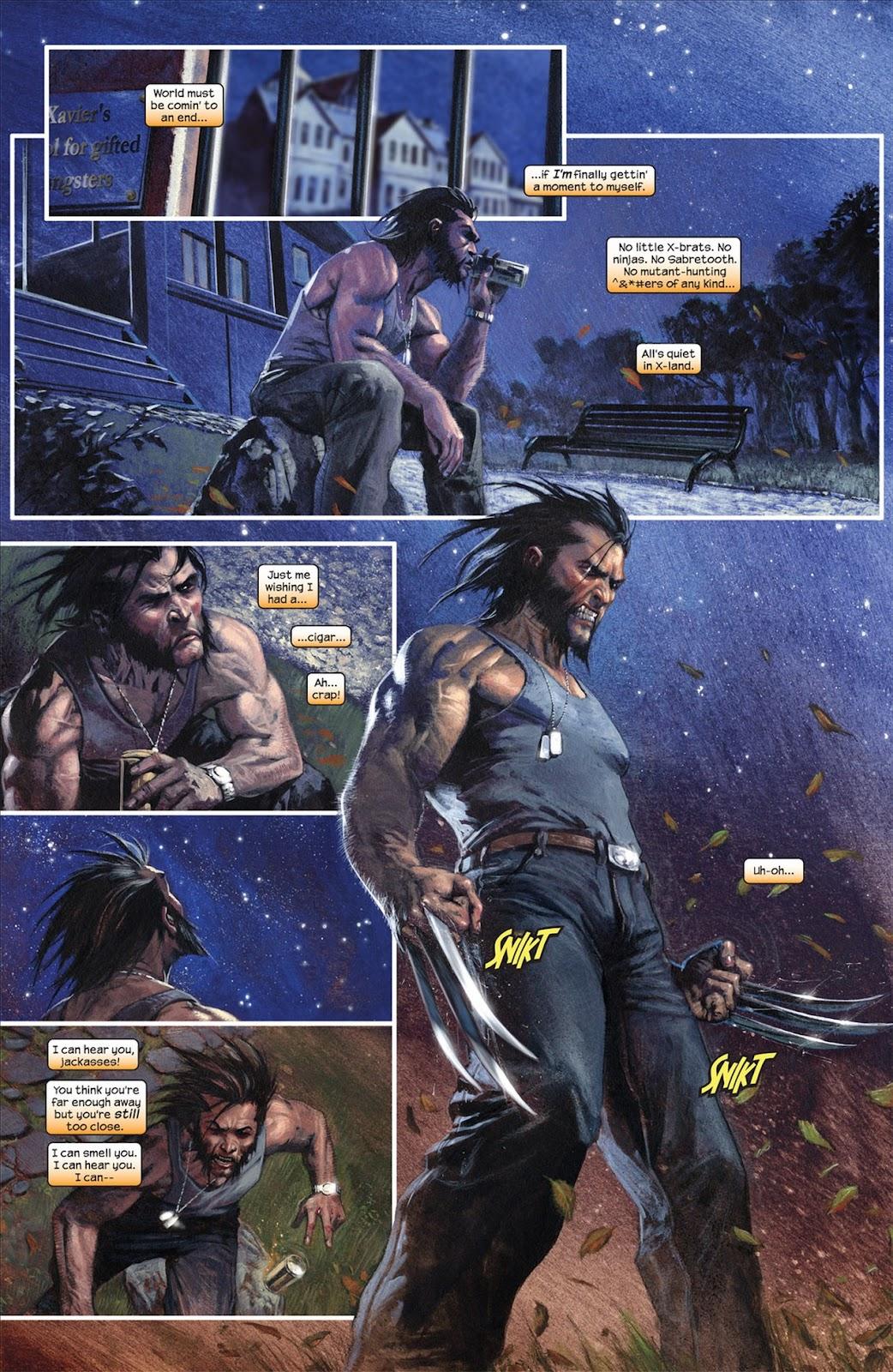 Read online Secret War comic -  Issue #4 - 3