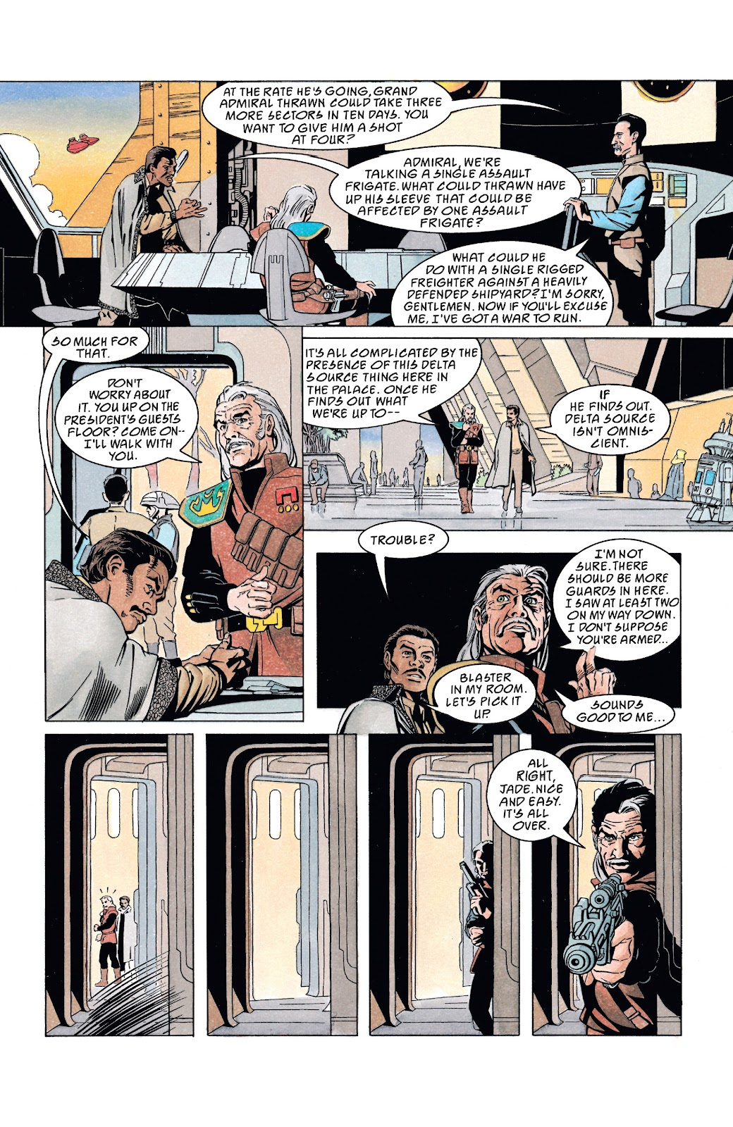 Read online Star Wars Legends: The New Republic - Epic Collection comic -  Issue # TPB 4 (Part 4) - 32