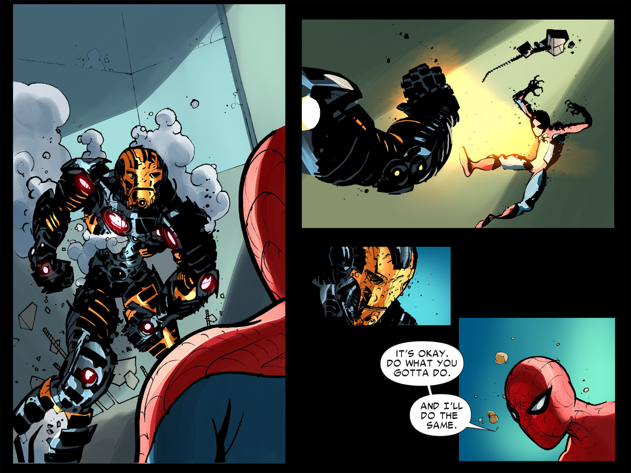Read online Amazing Spider-Man: Who Am I? comic -  Issue # Full (Part 1) - 175