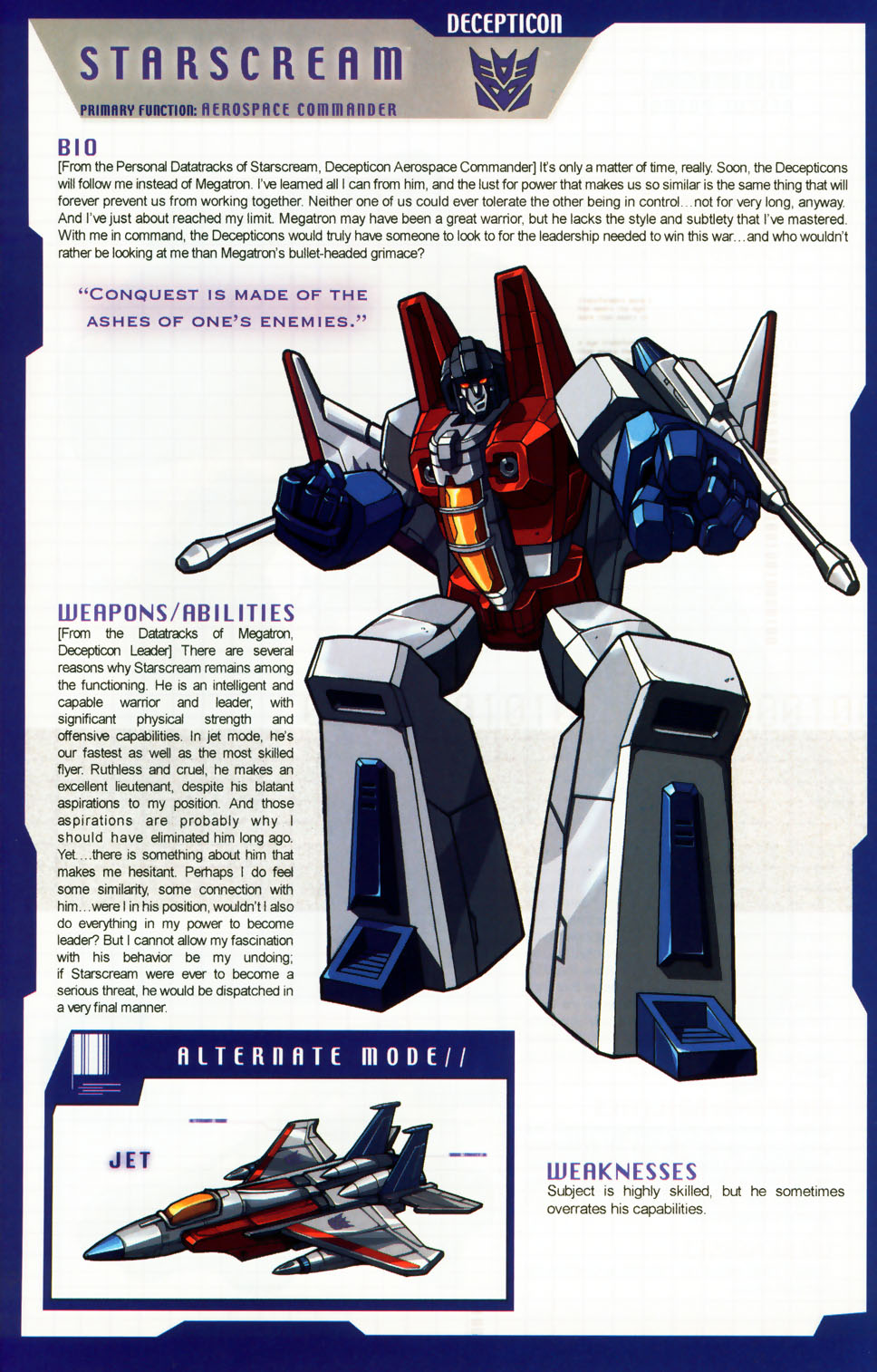 Read online Transformers: More than Meets the Eye comic -  Issue #6 - 44