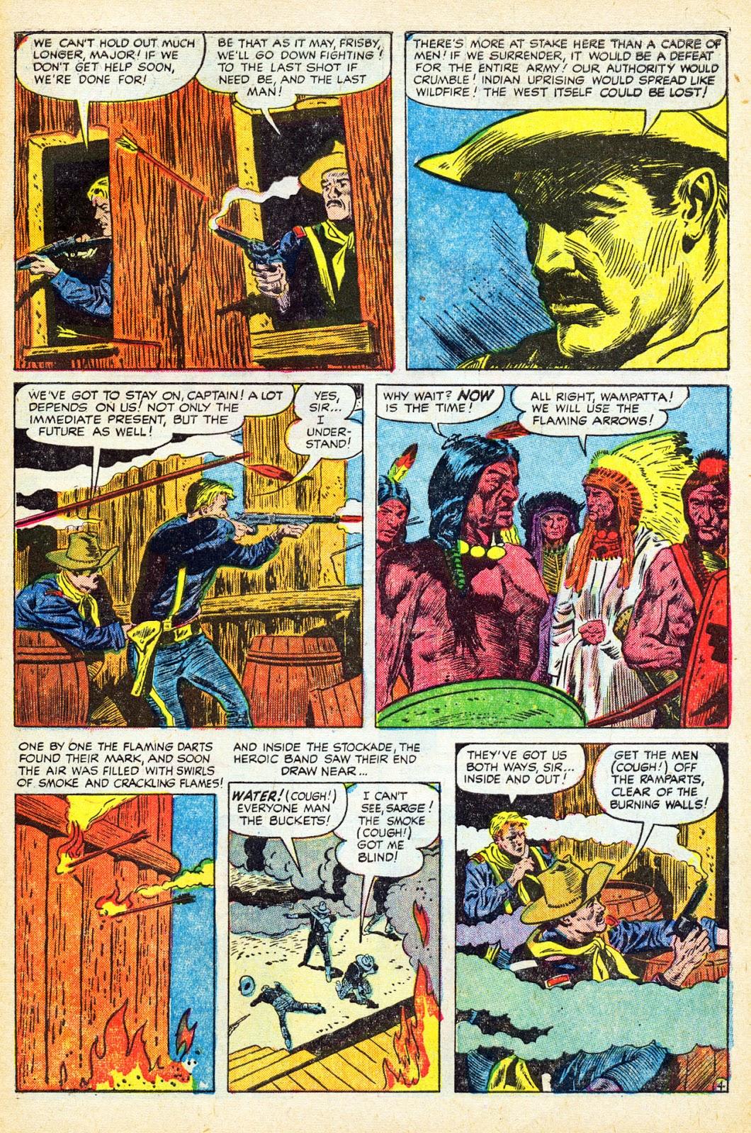 Gunsmoke Western issue 37 - Page 31