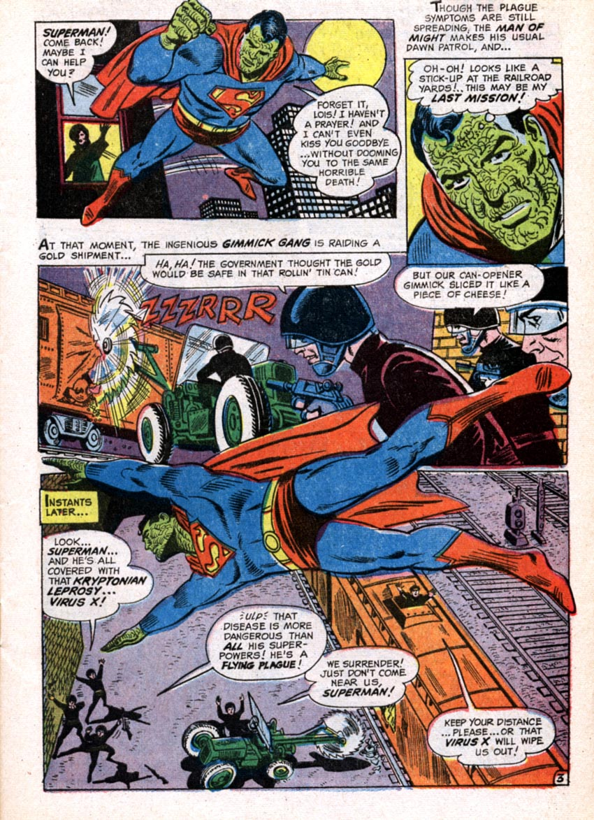 Read online Action Comics (1938) comic -  Issue #364 - 6