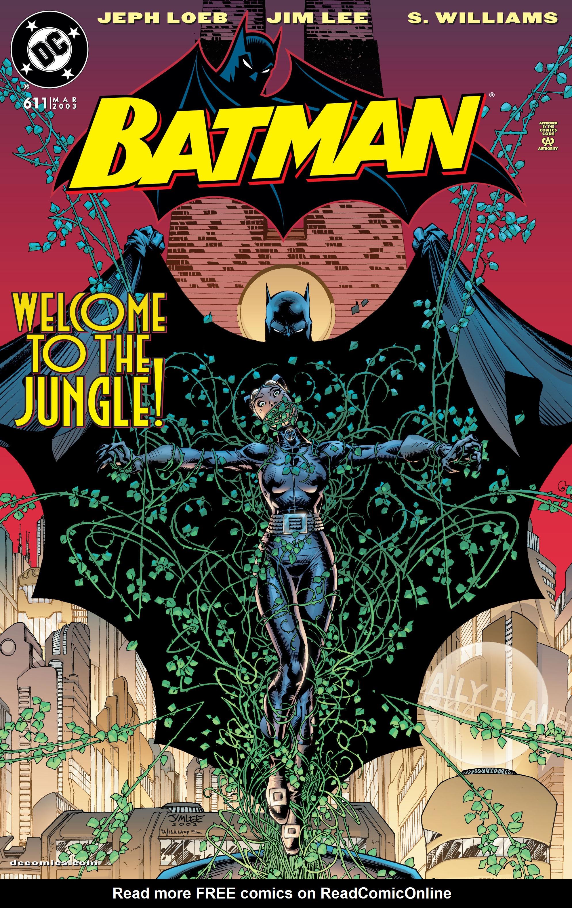 Batman (1940) 611 Page 1