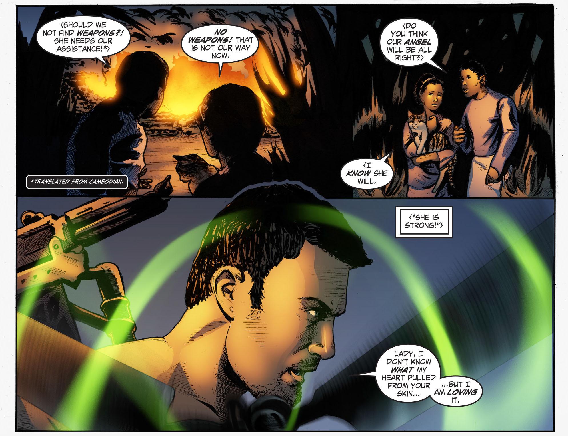 Read online Smallville: Season 11 comic -  Issue #50 - 7