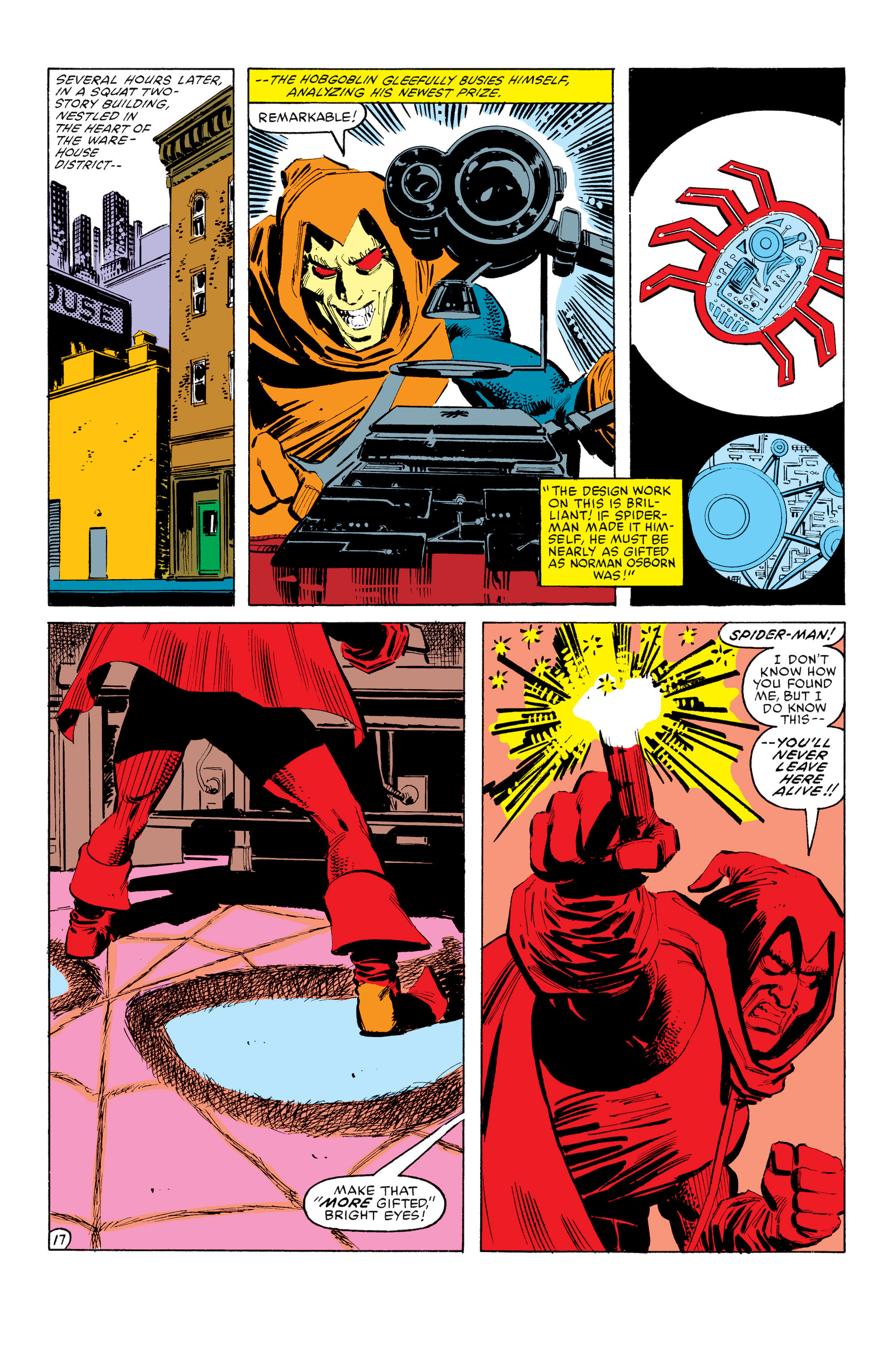 The Amazing Spider-Man (1963) 250 Page 17