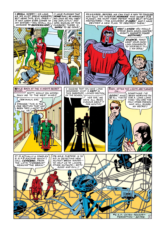 Uncanny X-Men (1963) 7 Page 5