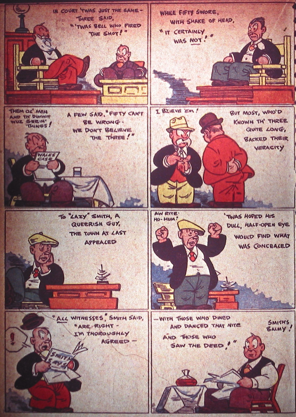 Read online Detective Comics (1937) comic -  Issue #3 - 42
