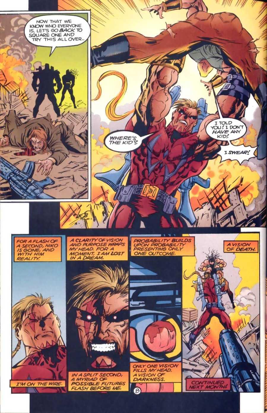 Read online Ultraverse Premiere comic -  Issue #1 - 20