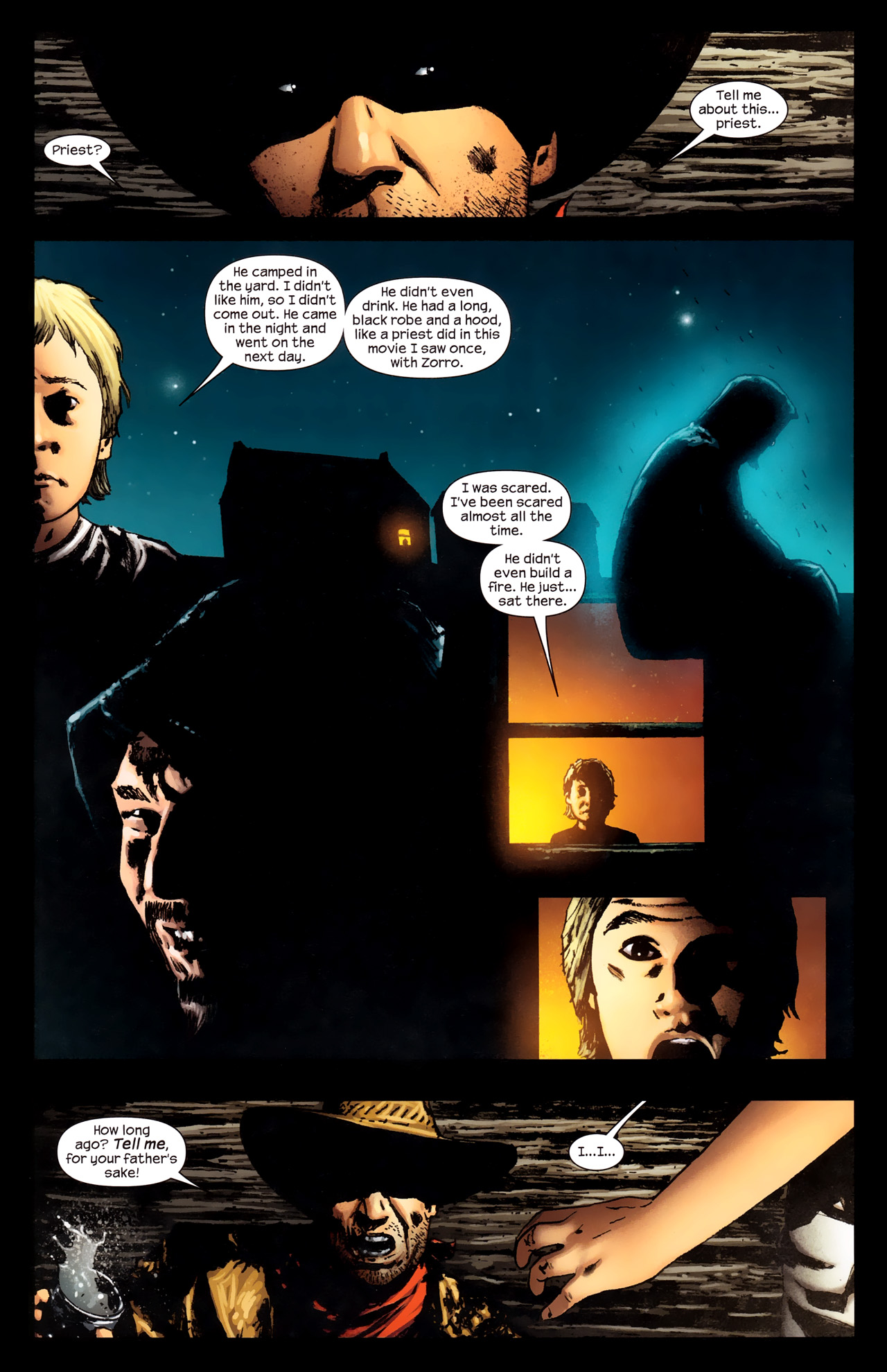 Read online Dark Tower: The Gunslinger - The Way Station comic -  Issue #2 - 7