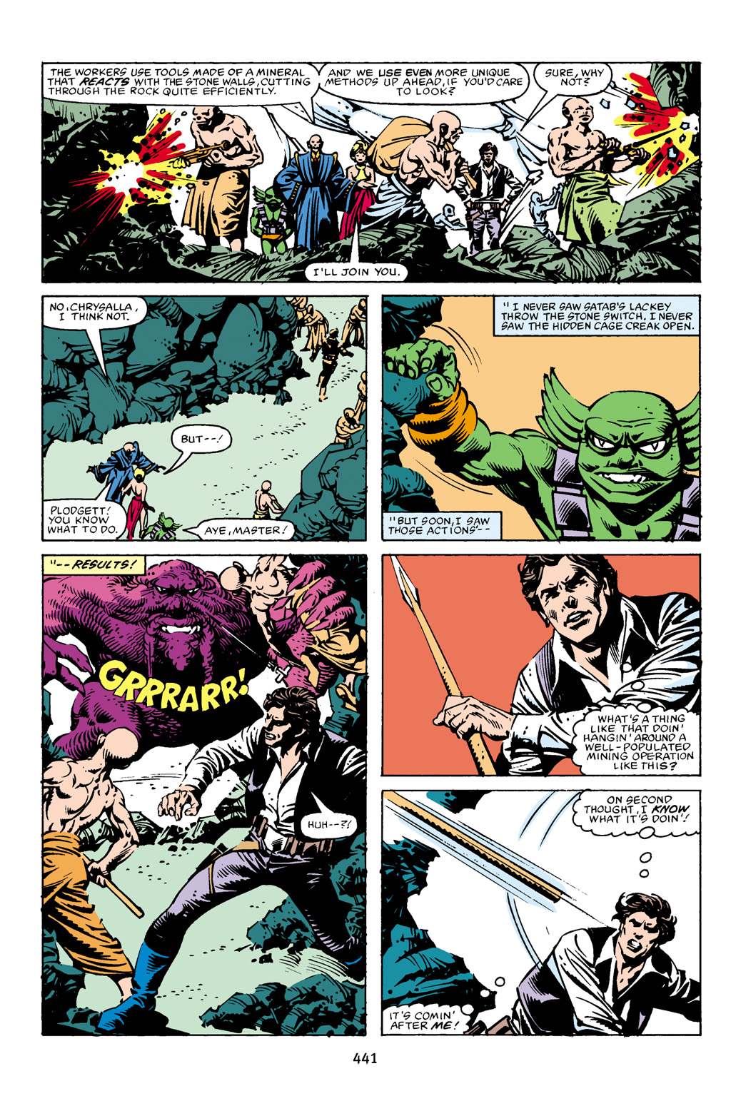 Read online Star Wars Omnibus comic -  Issue # Vol. 16 - 433