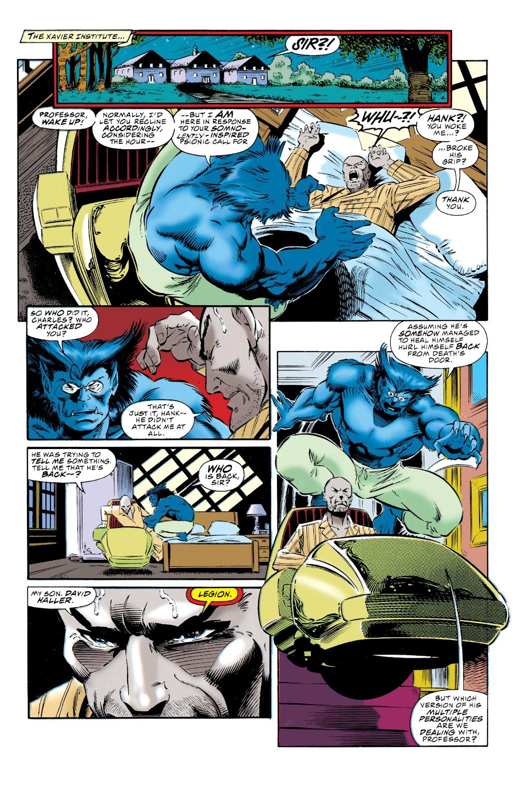 Uncanny X-Men (1963) issue 319 - Page 21