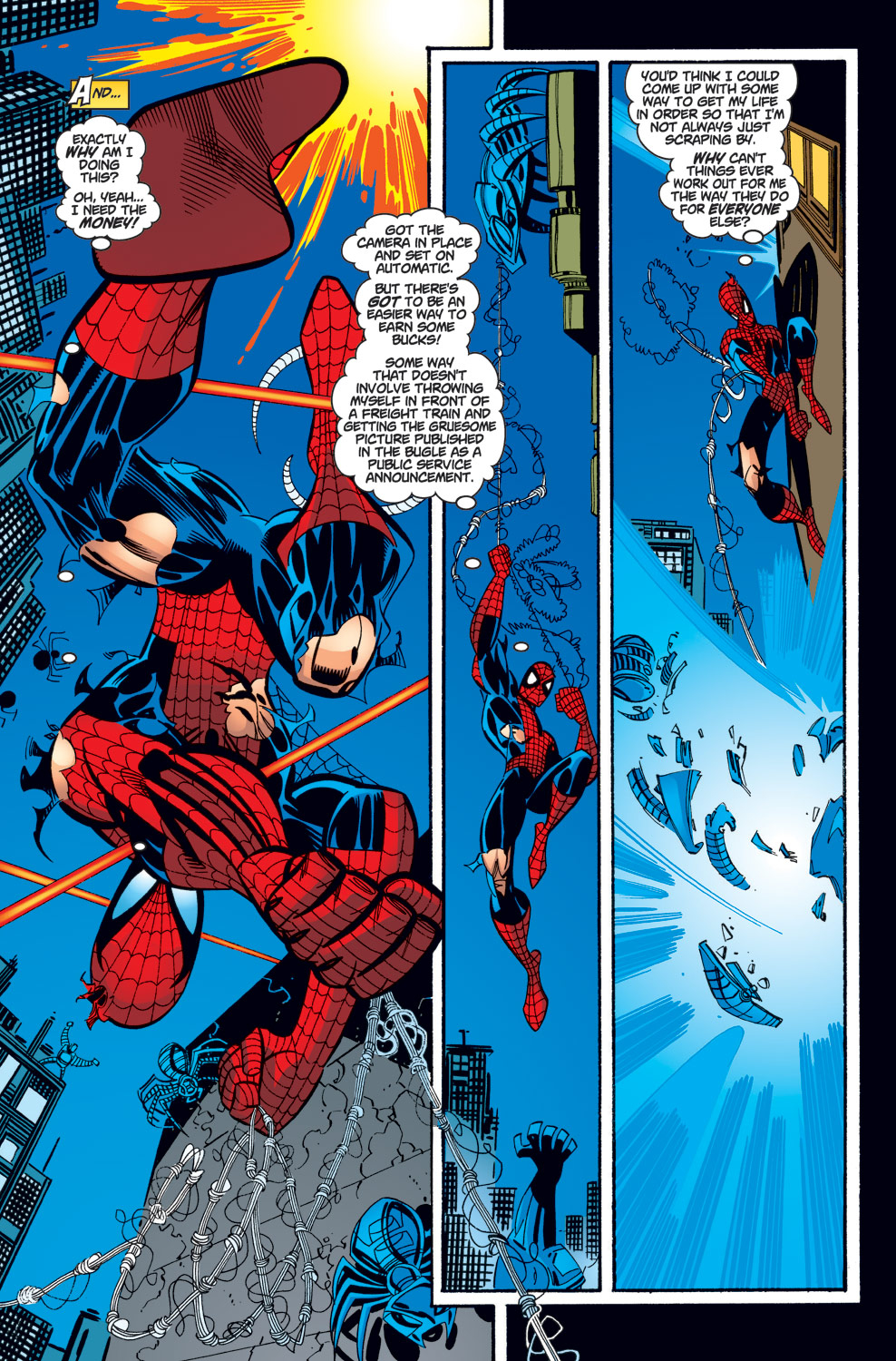 The Amazing Spider-Man (1999) 20 Page 20