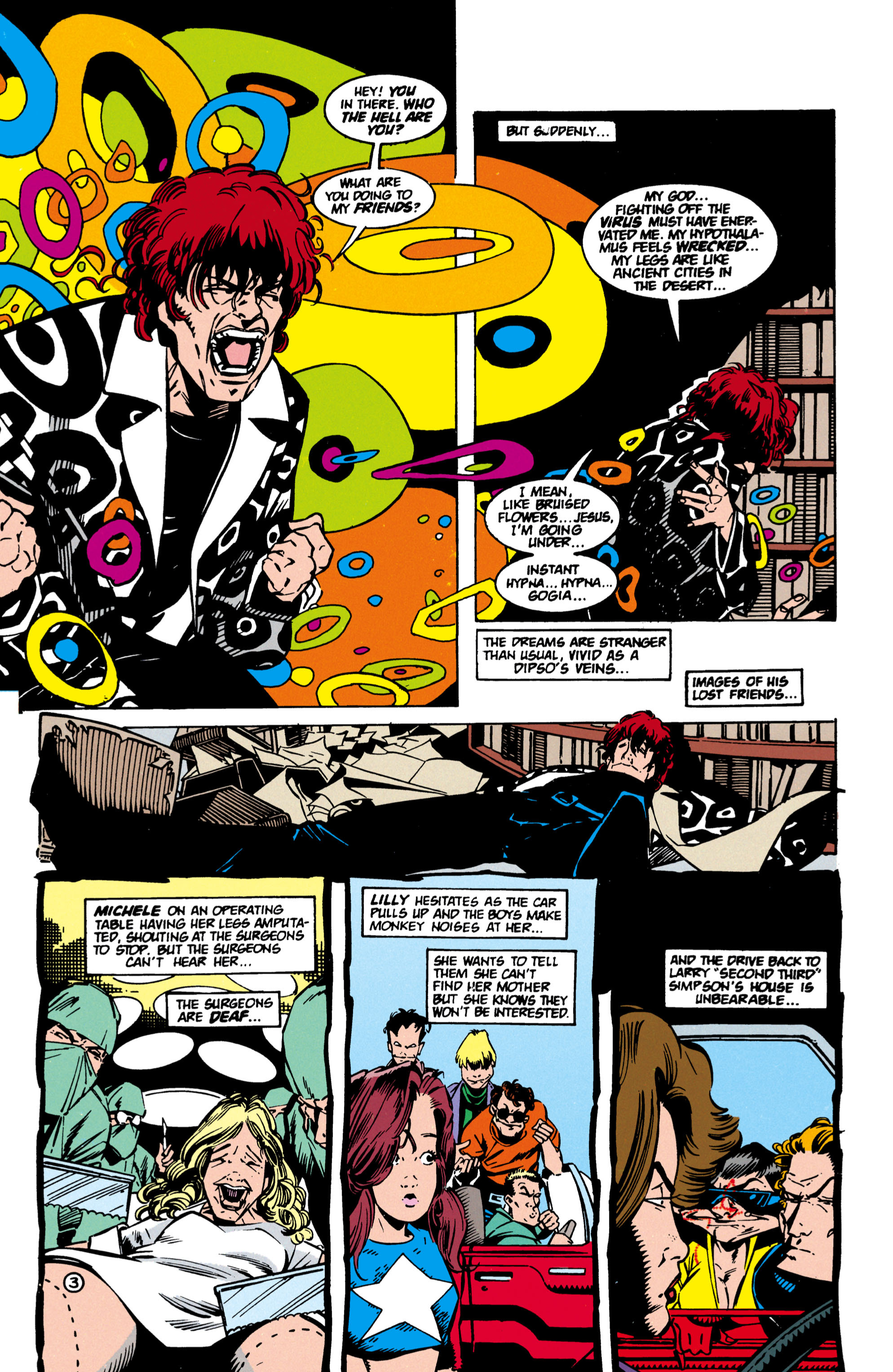 Read online Shade, the Changing Man comic -  Issue #60 - 4