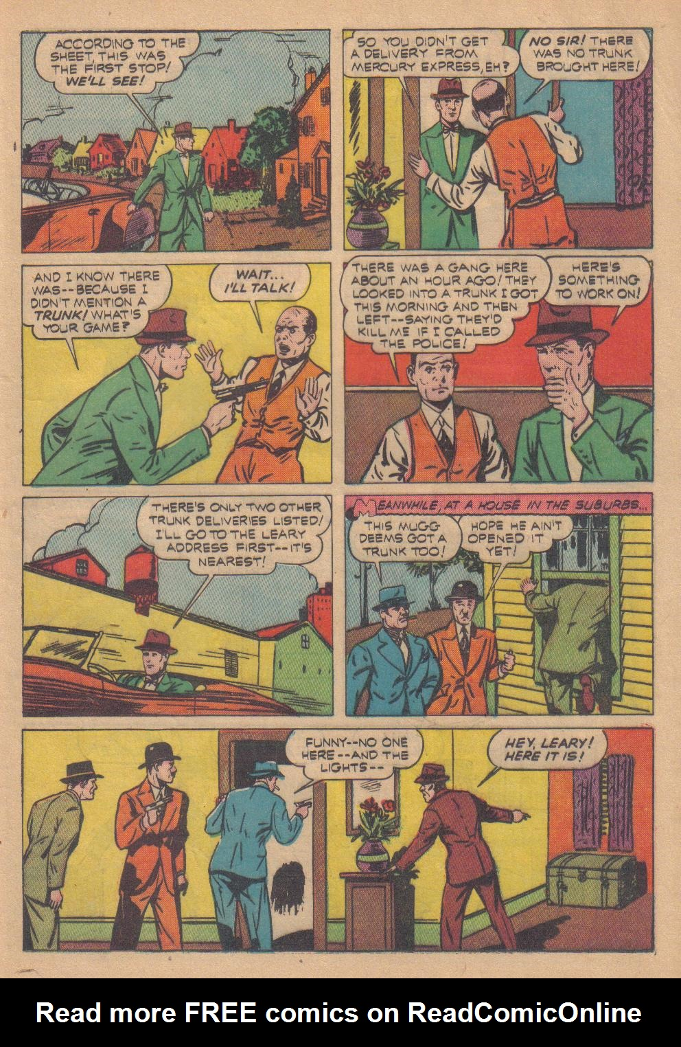 Exciting Comics (1940) issue 13 - Page 47