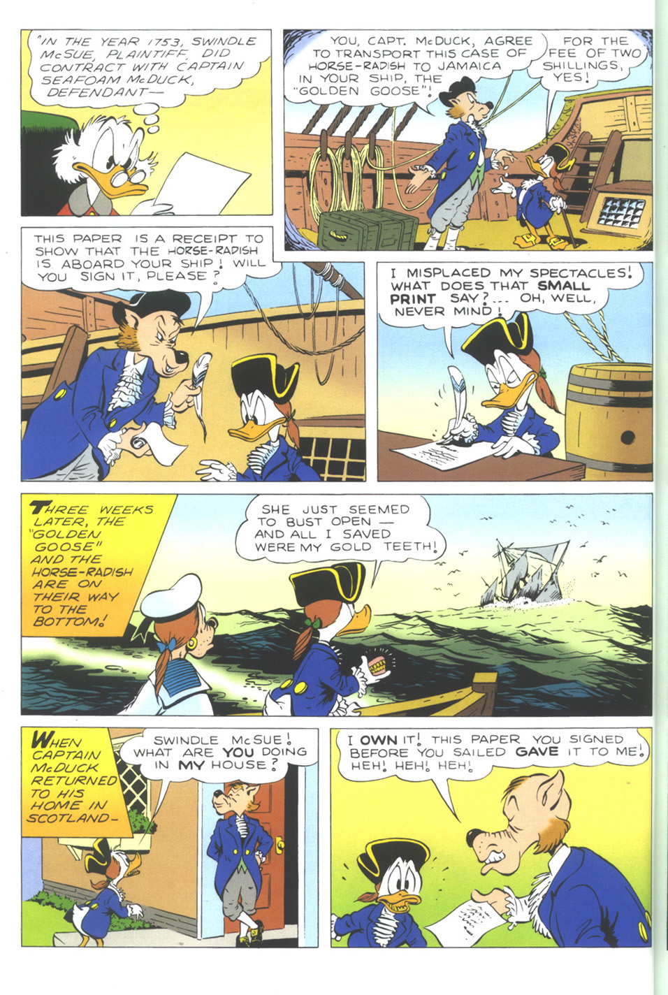 Read online Uncle Scrooge (1953) comic -  Issue #338 - 4