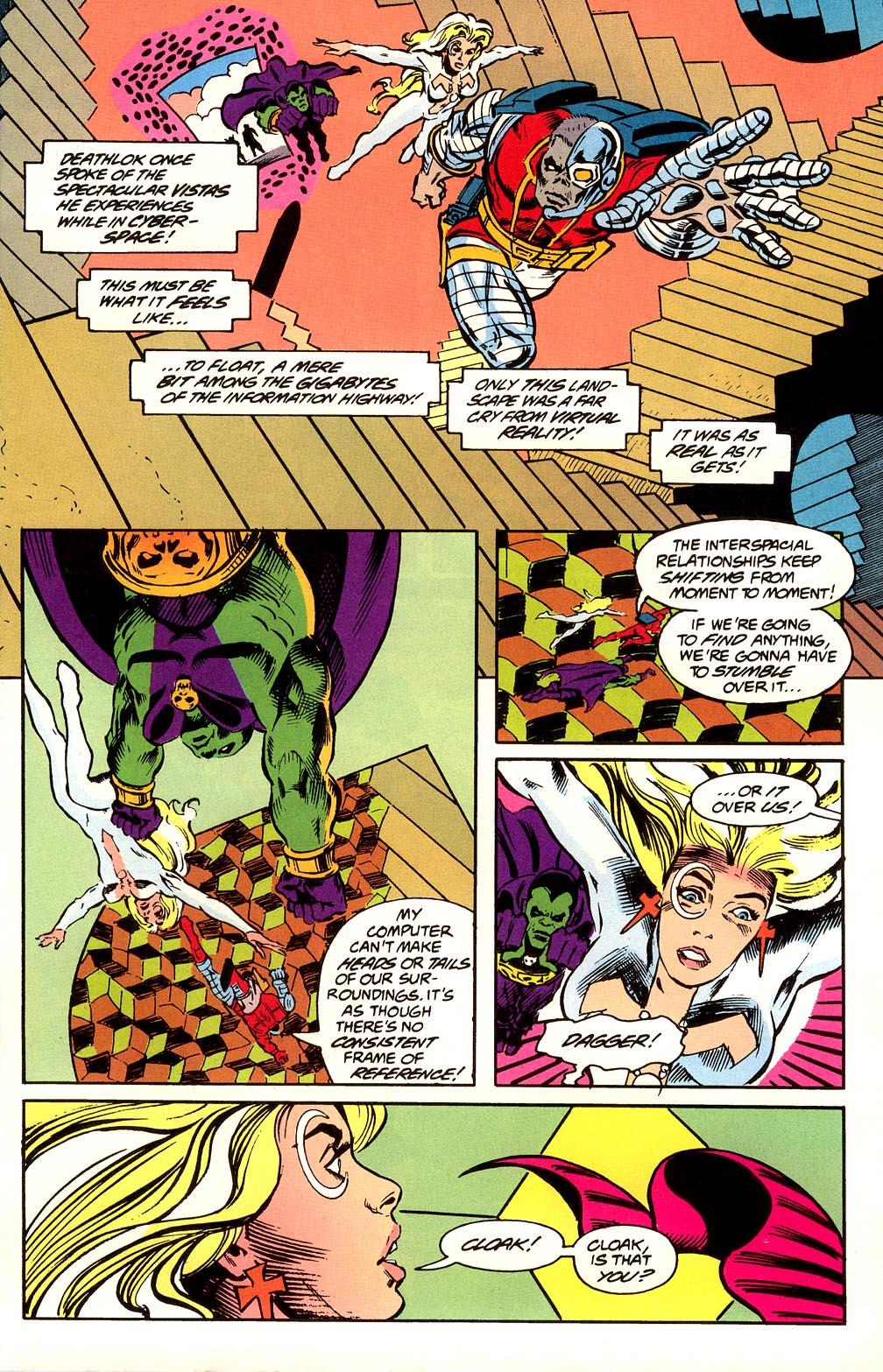 Read online Secret Defenders comic -  Issue #23 - 12