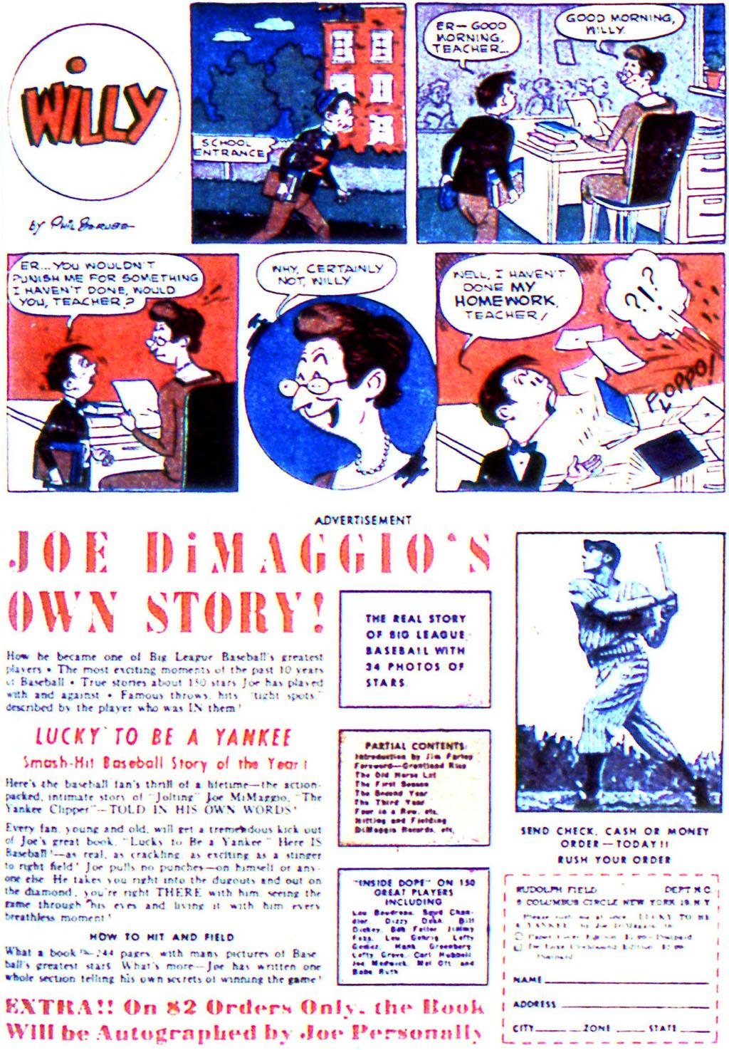 Read online Adventure Comics (1938) comic -  Issue #123 - 39