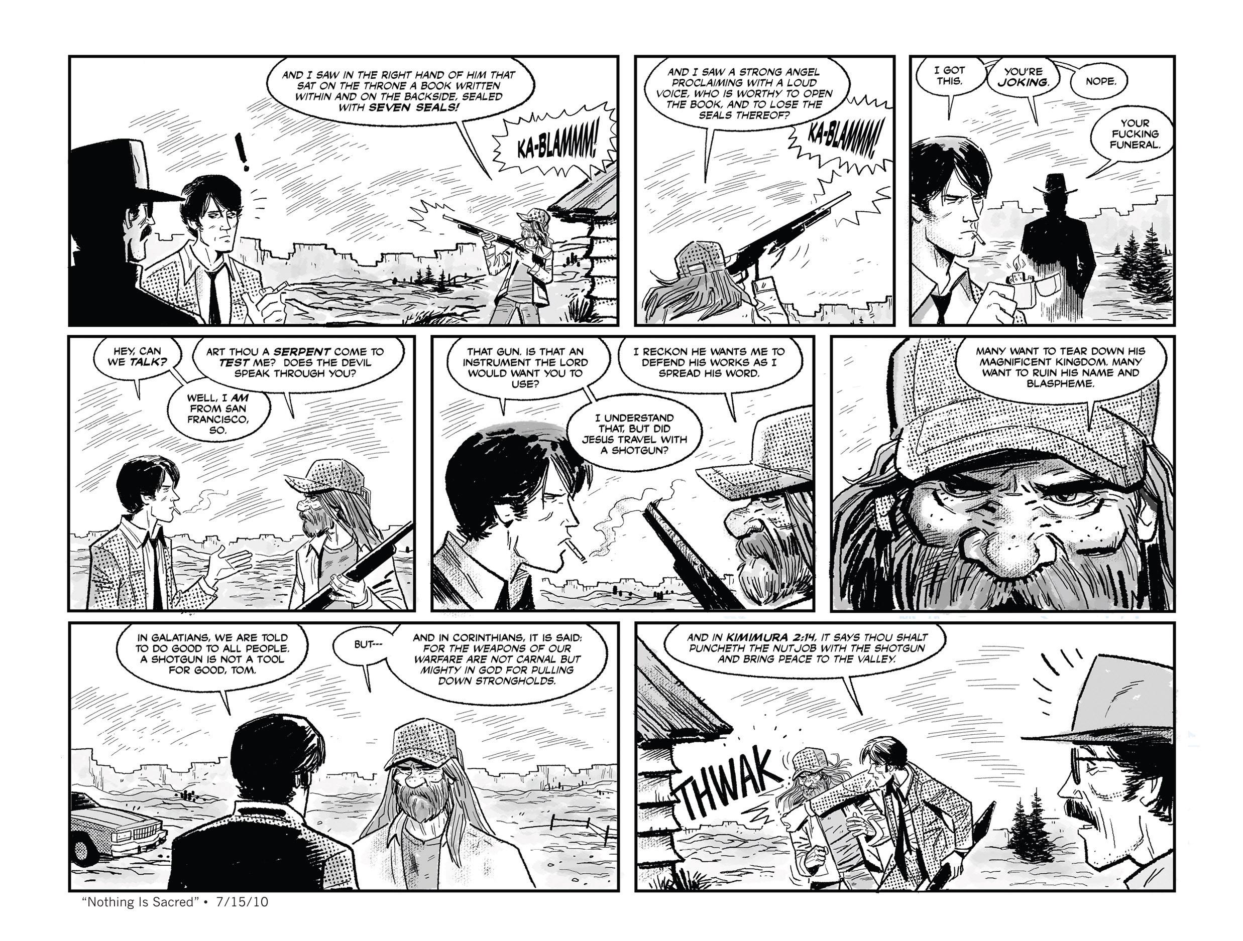 Read online She Died In Terrebonne comic -  Issue #3 - 10