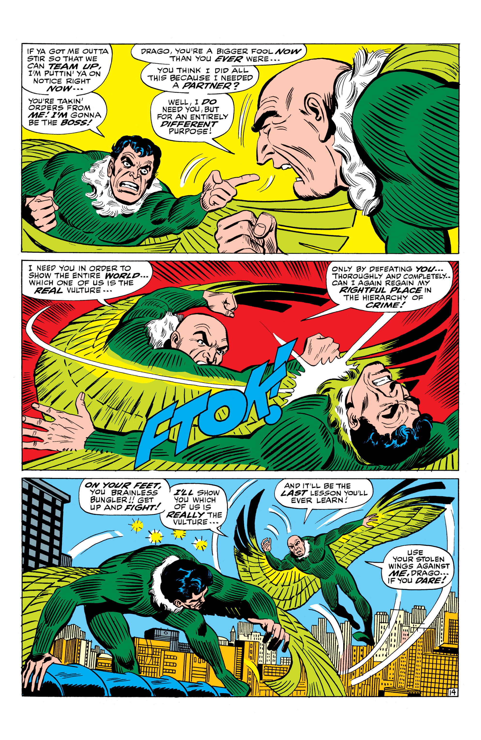 The Amazing Spider-Man (1963) 63 Page 14