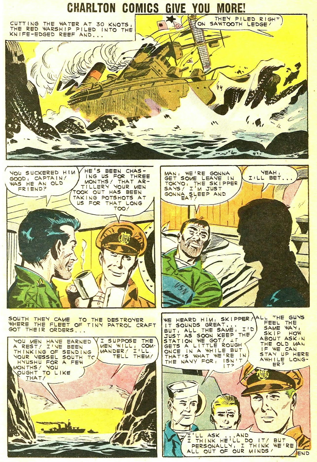 Read online Fightin' Navy comic -  Issue #102 - 11