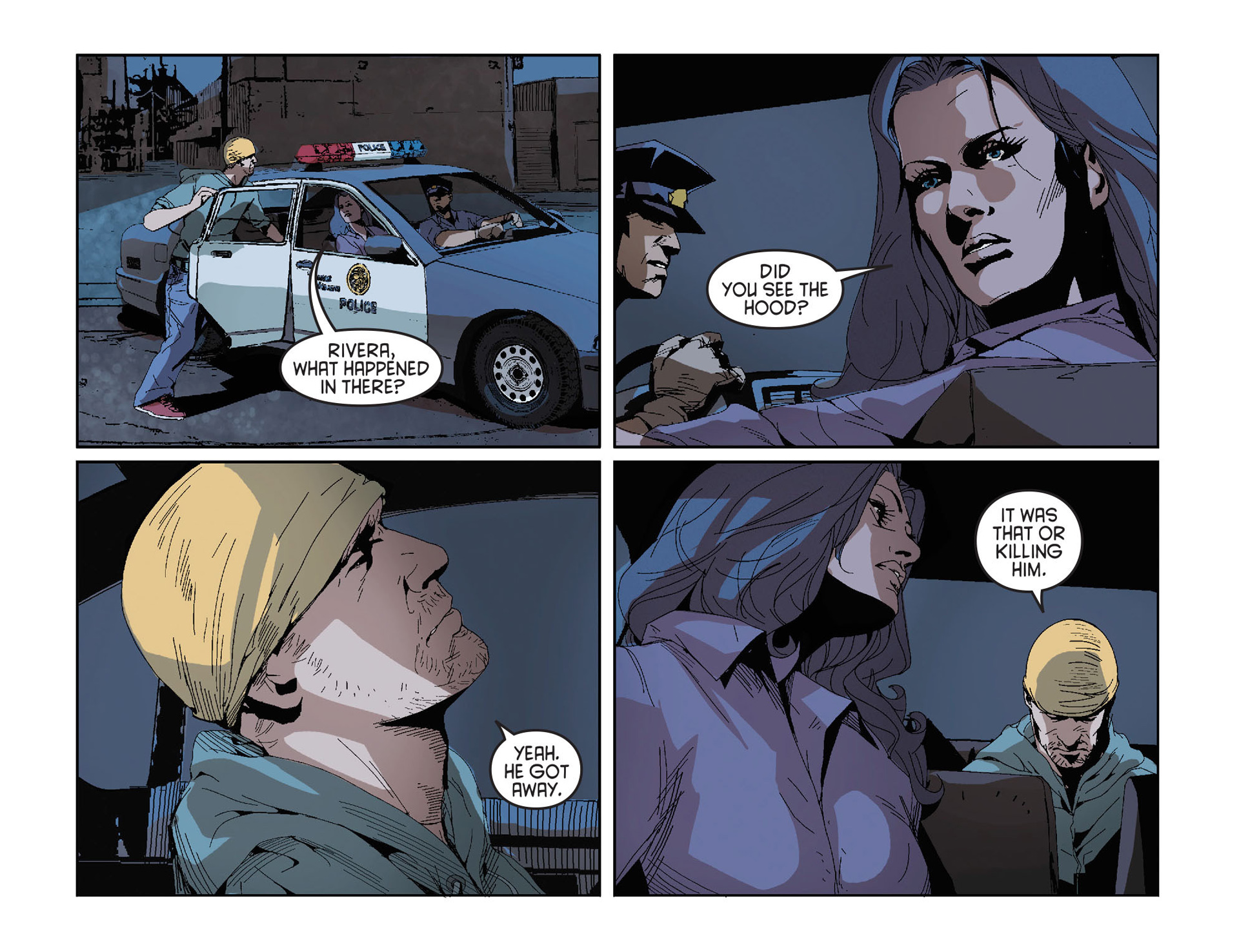 Read online Arrow [II] comic -  Issue #27 - 21