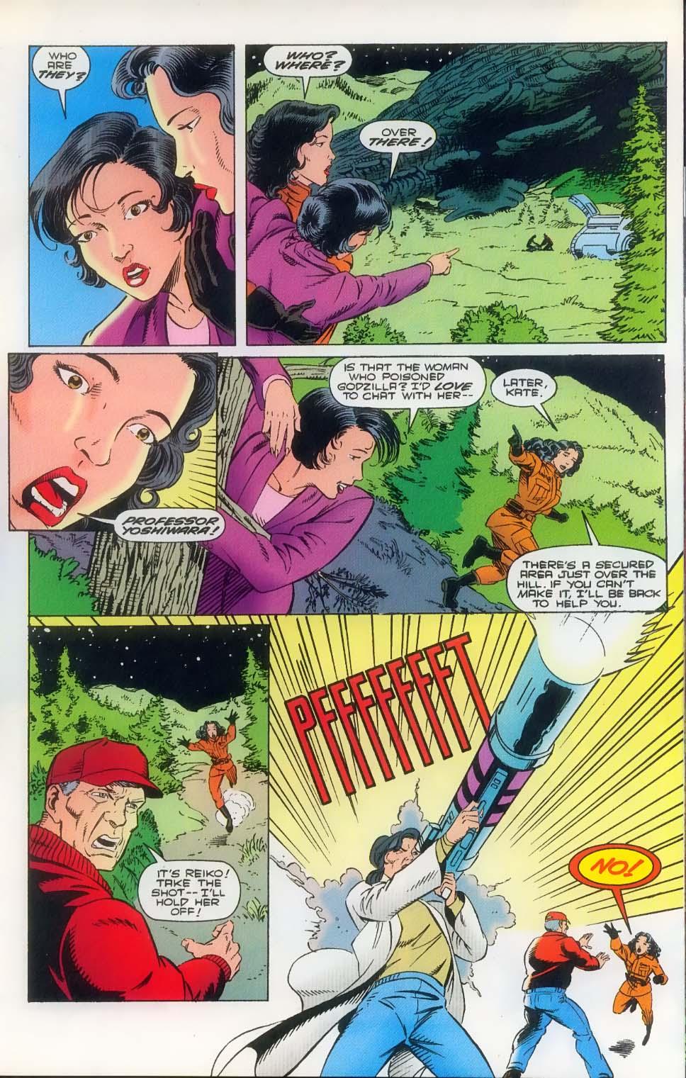 Godzilla (1995) Issue #3 #4 - English 23