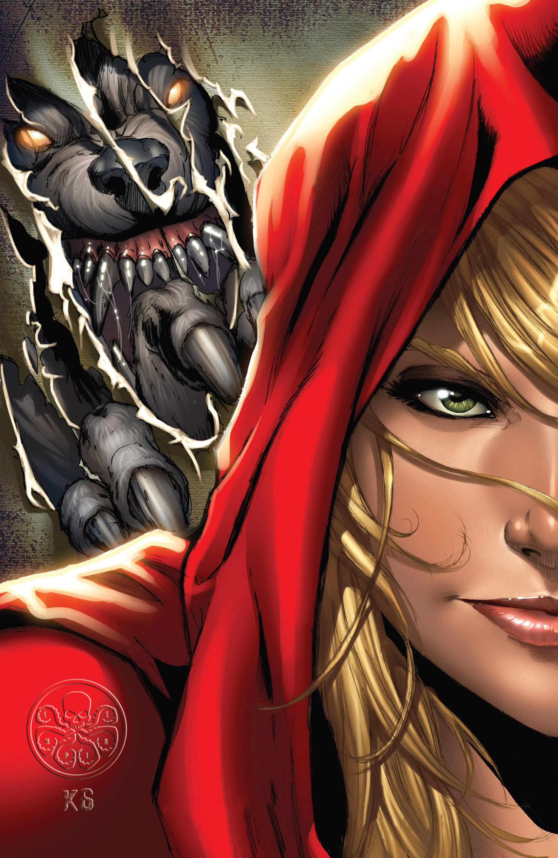 Read online SideChicks comic -  Issue #4 - 39