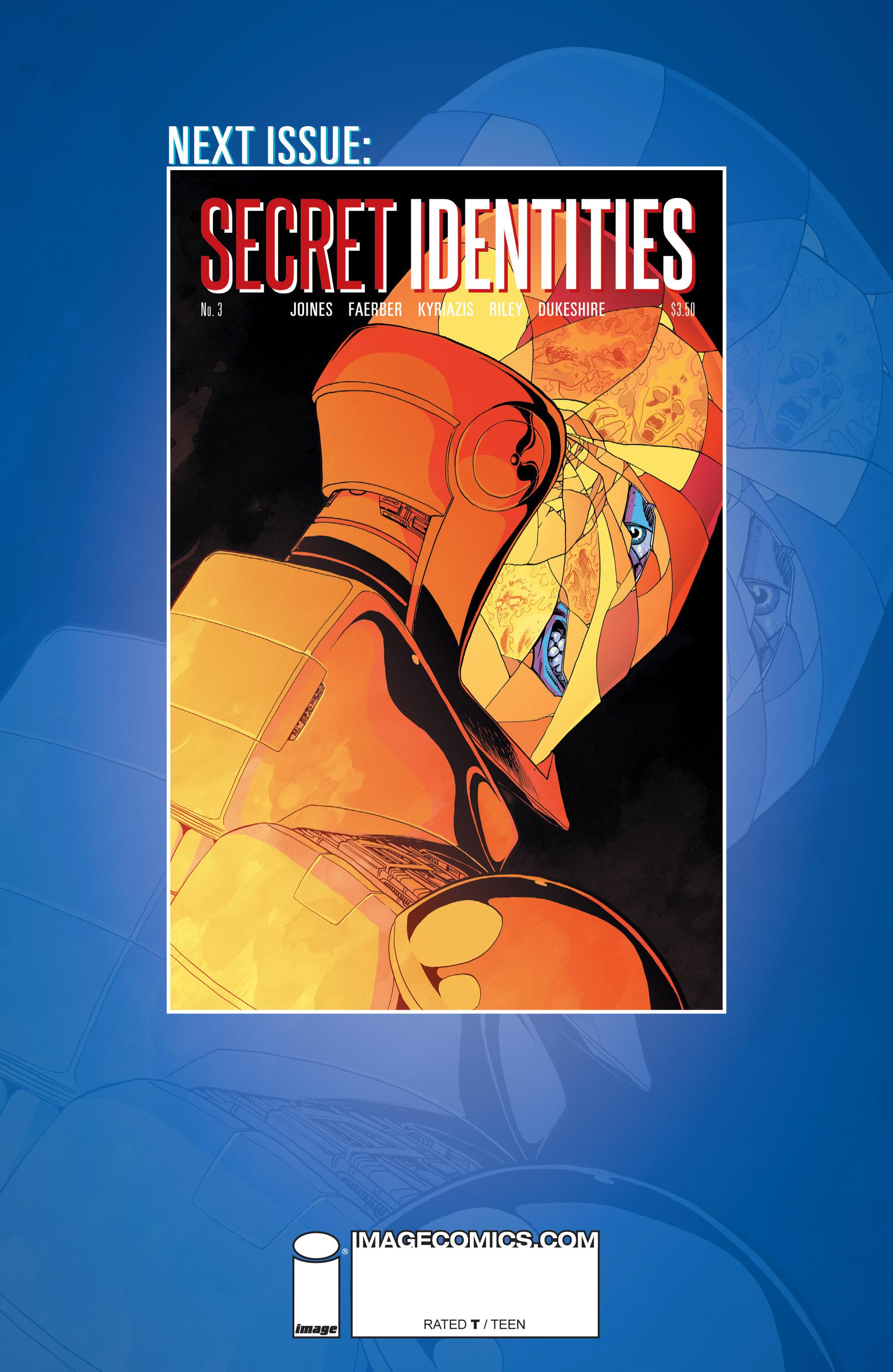 Read online Secret Identities comic -  Issue #2 - 24