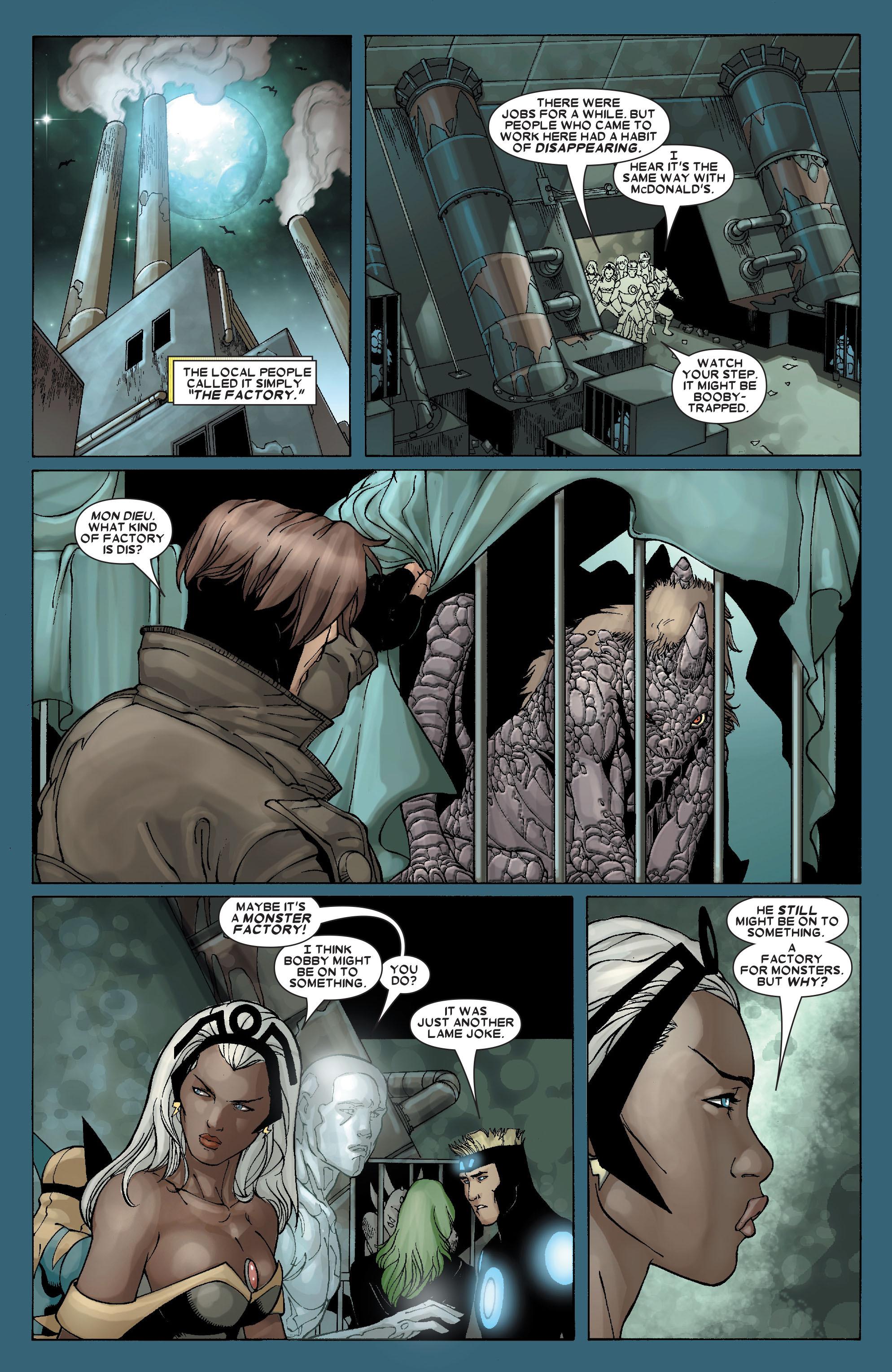 X-Men (1991) 175 Page 19