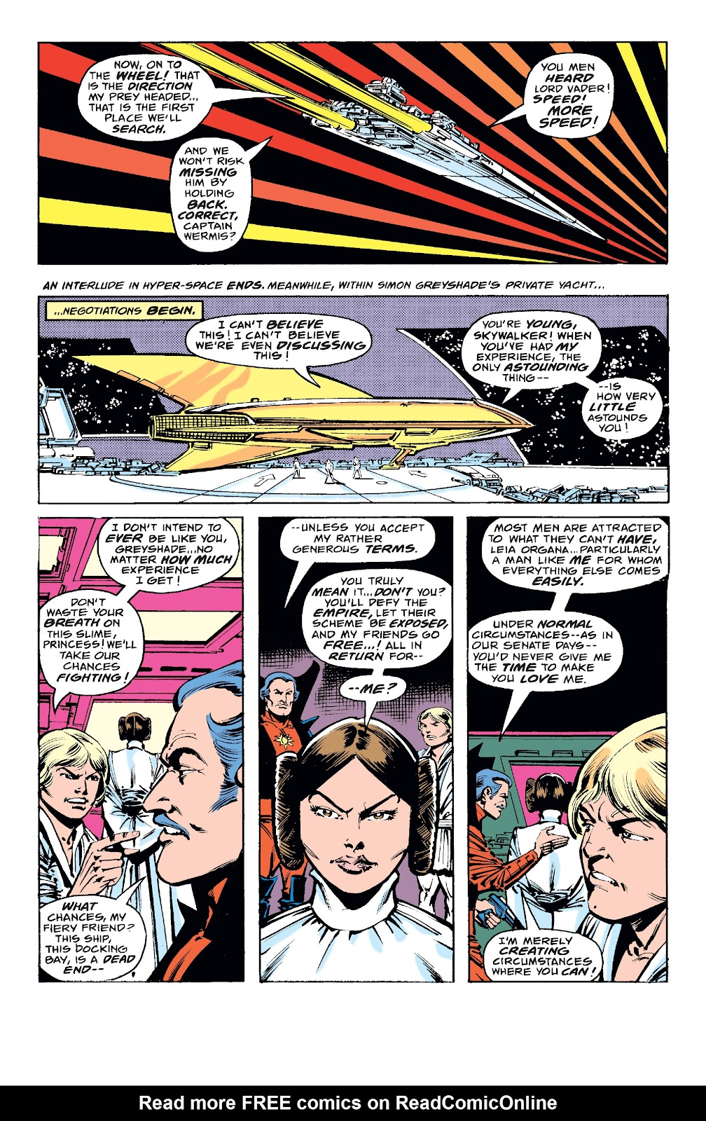 Read online Star Wars Legends: The Original Marvel Years - Epic Collection comic -  Issue # TPB 1 (Part 4) - 98