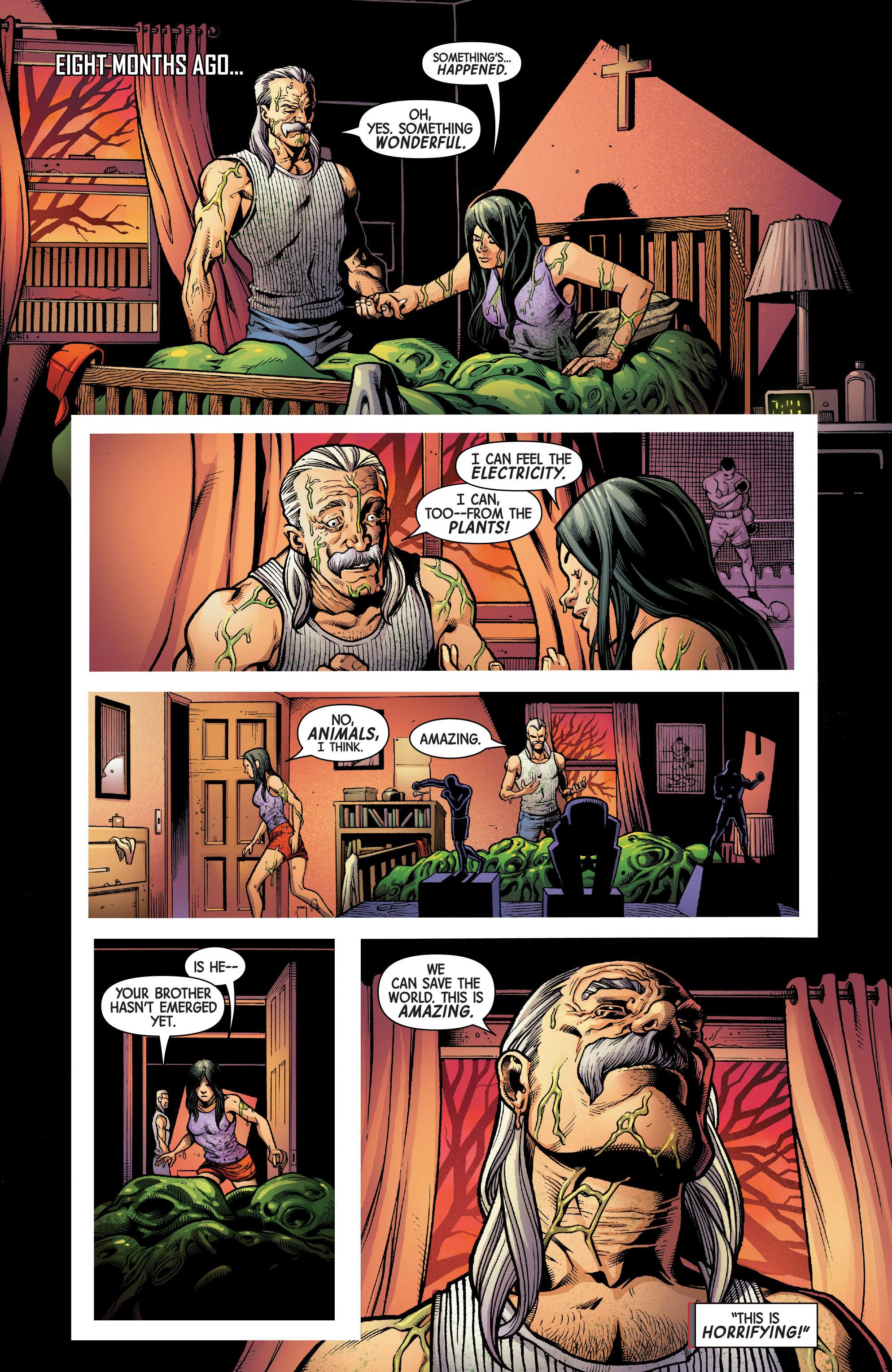 Read online Uncanny Avengers [II] comic -  Issue #4 - 3