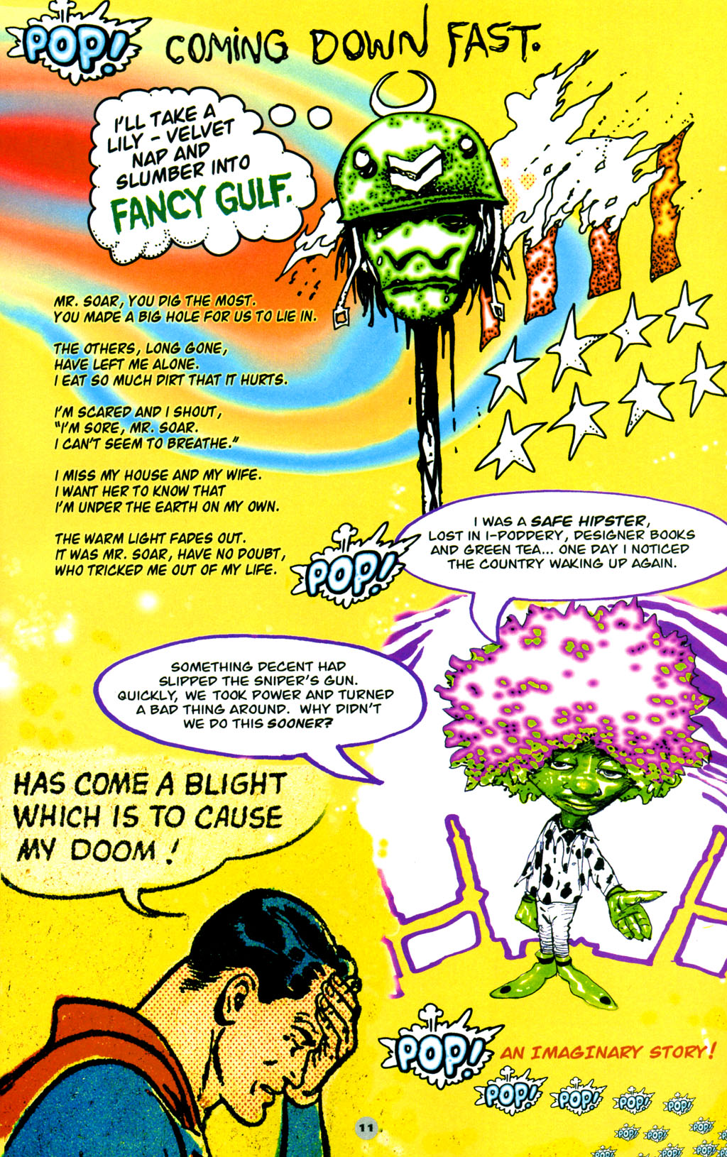 Read online Solo (2004) comic -  Issue #12 - 13