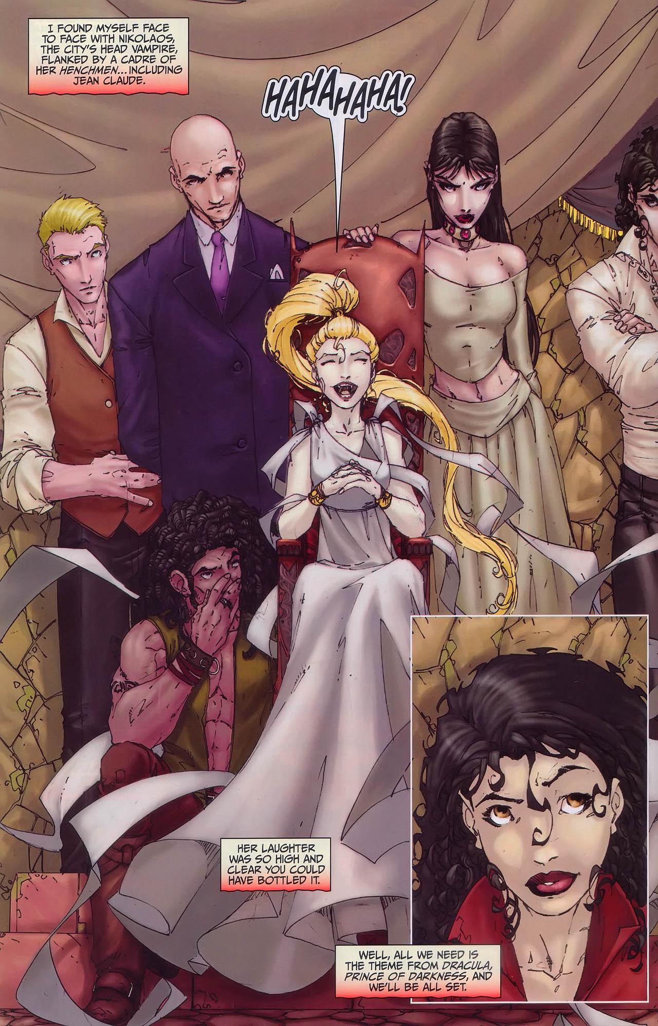 Read online Anita Blake, Vampire Hunter: Guilty Pleasures comic -  Issue #3 - 9