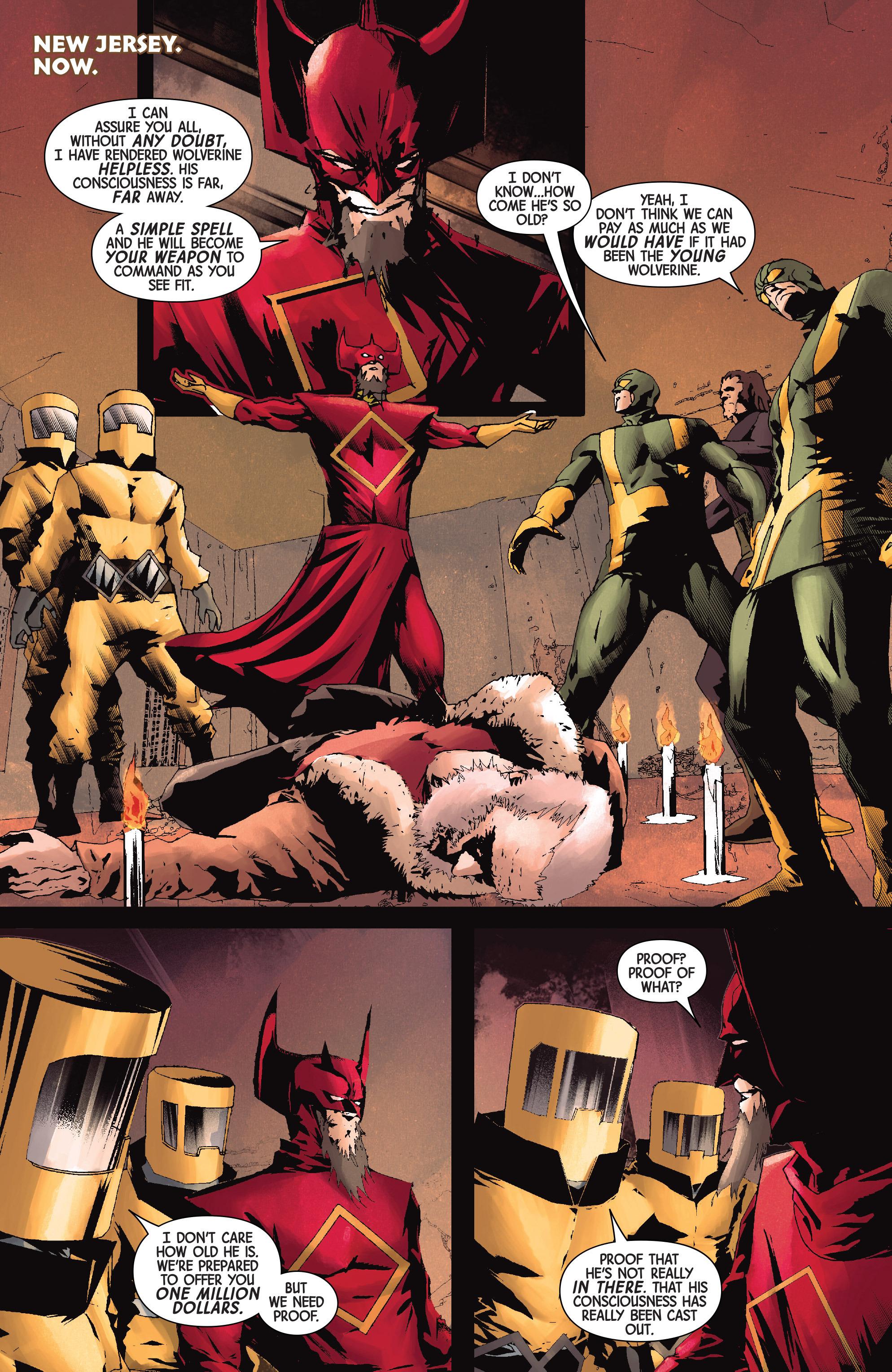 Read online Old Man Logan (2016) comic -  Issue #23 - 3