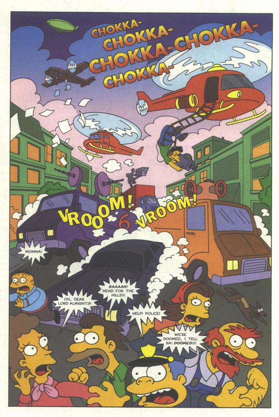 Read online Simpsons Comics comic -  Issue #24 - 7