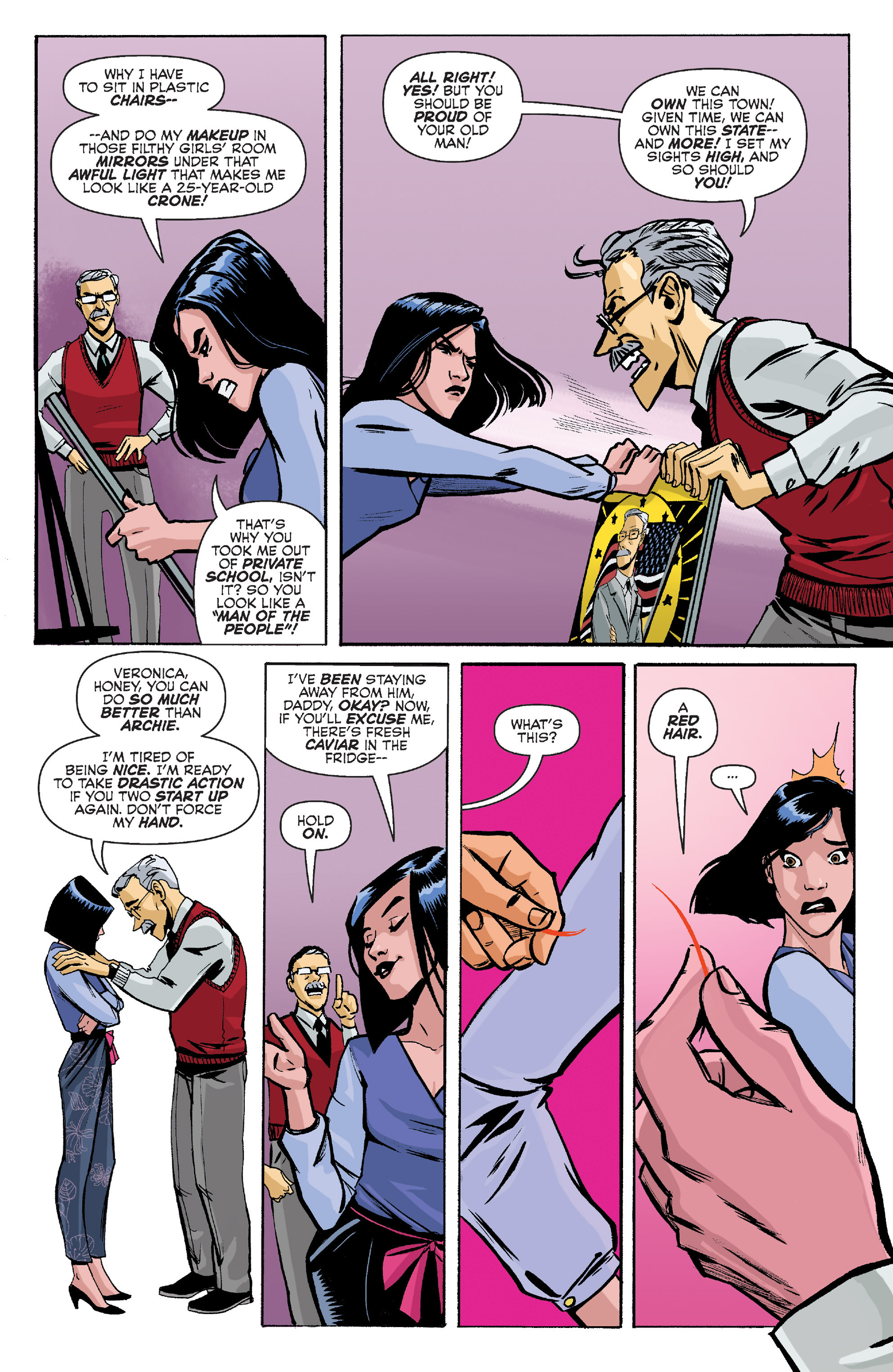 Read online Archie (2015) comic -  Issue #8 - 6