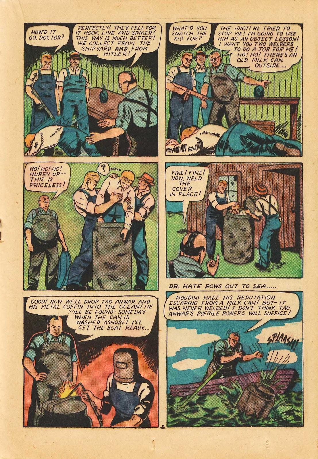 Super-Magician Comics issue 22 - Page 37