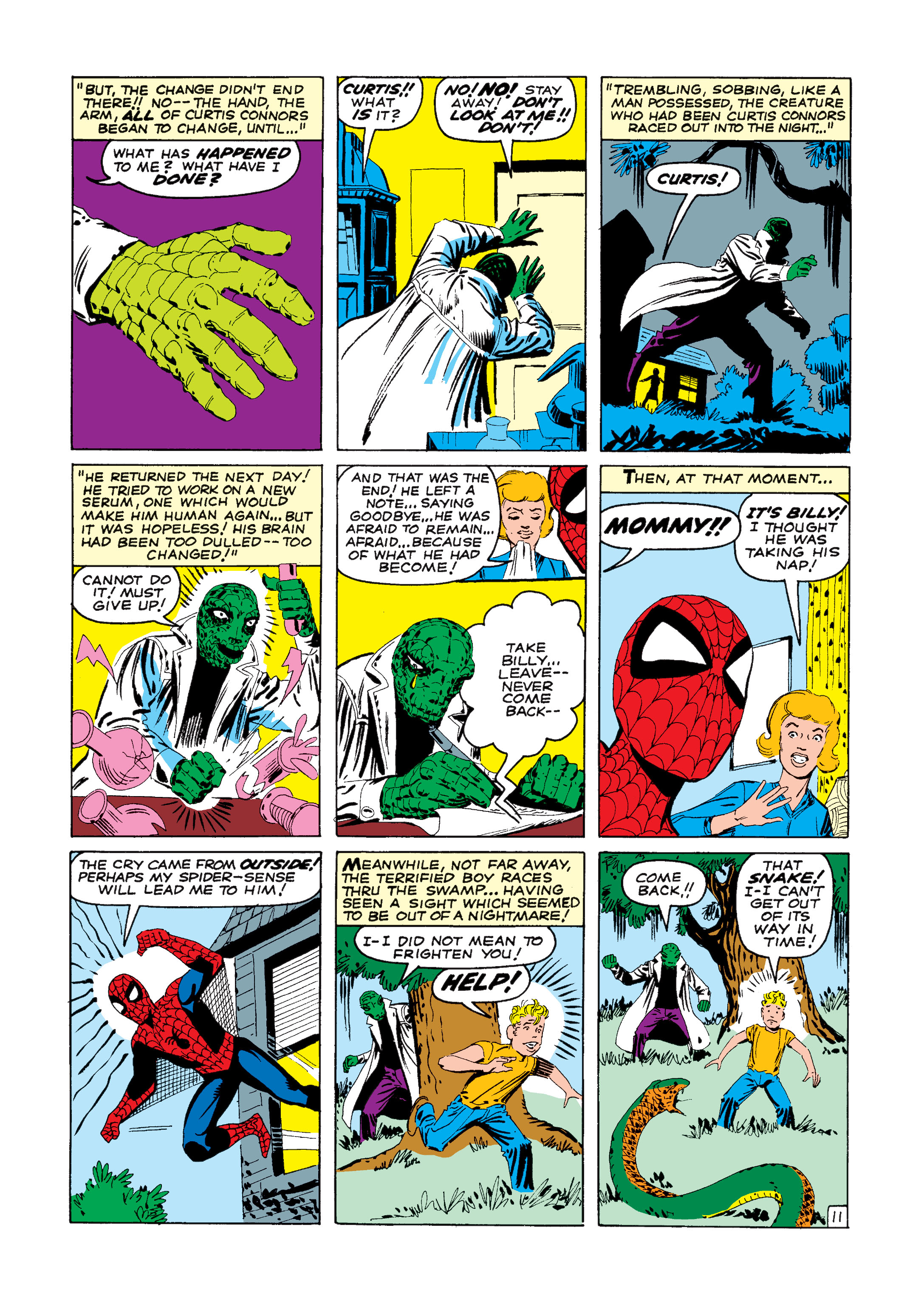 The Amazing Spider-Man (1963) 6 Page 11